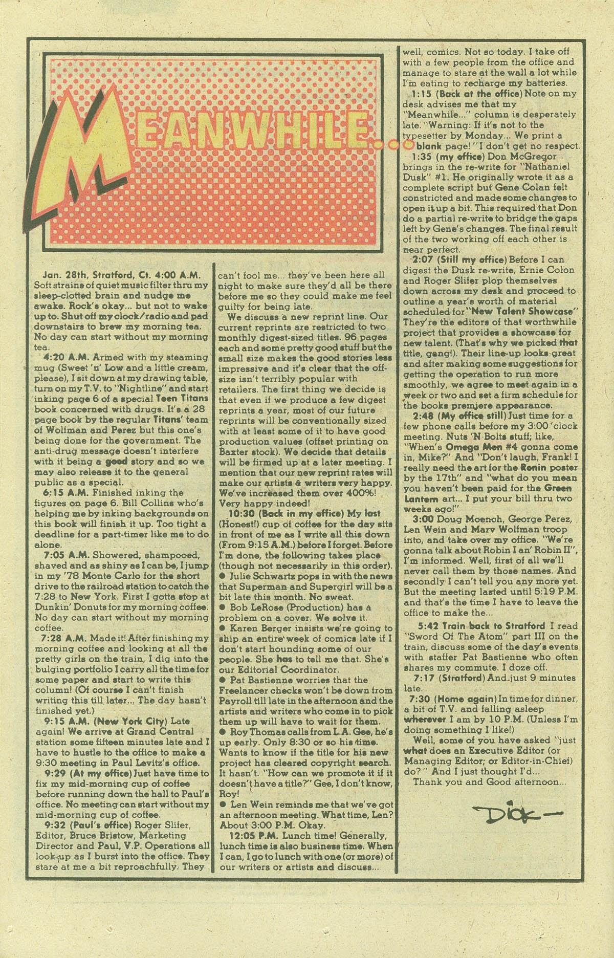 Read online Sgt. Rock comic -  Issue #378 - 23