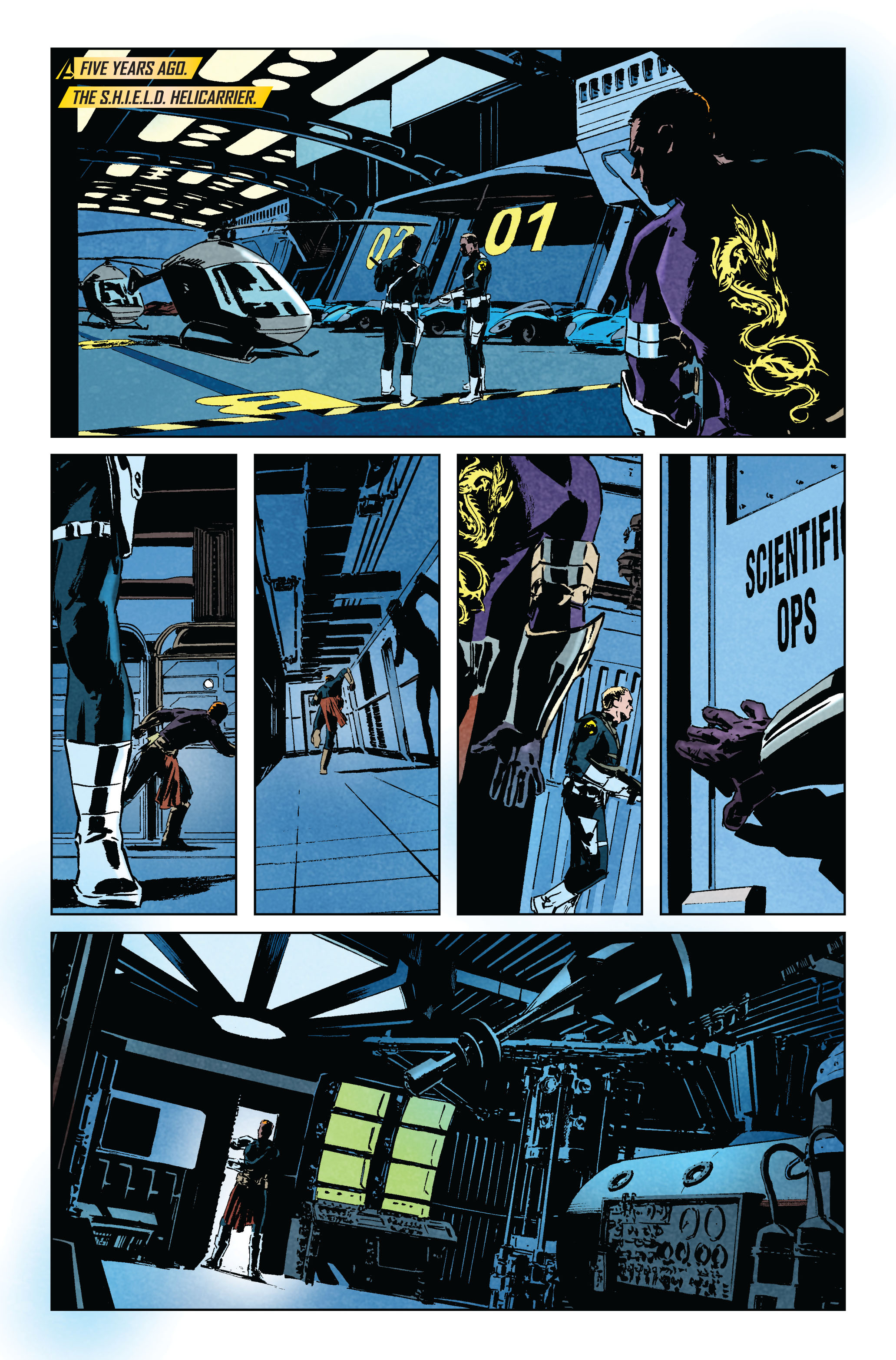 Read online Secret Avengers (2010) comic -  Issue #5 - 20