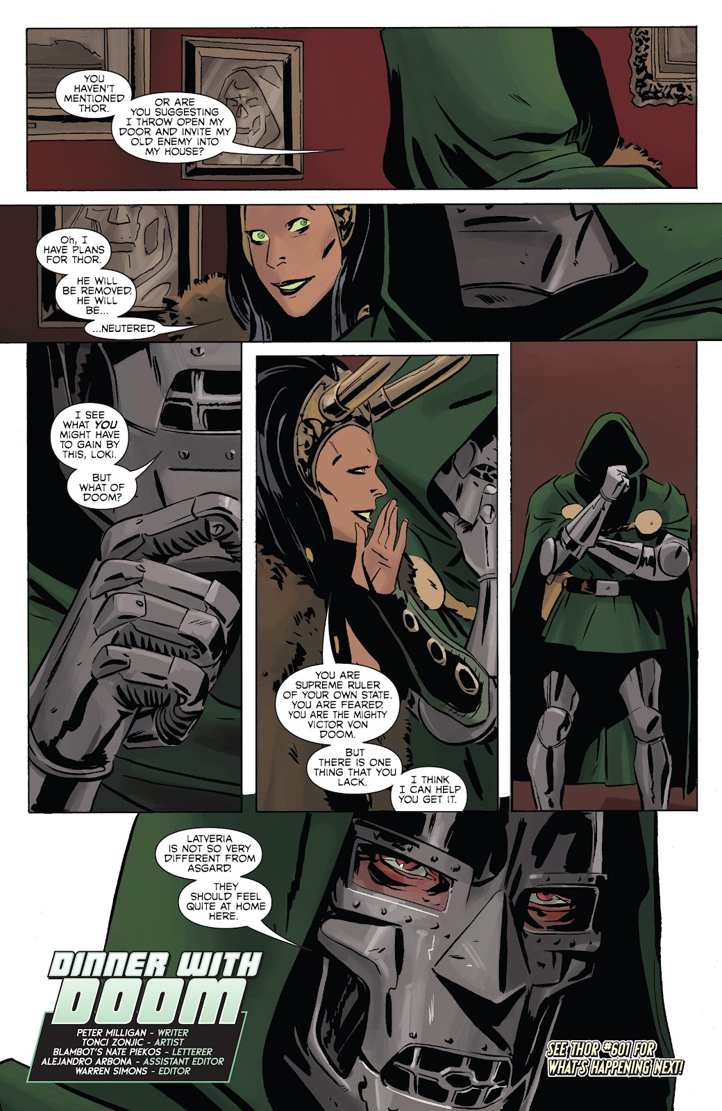 Read online Siege Prelude comic -  Issue # TPB (Part 2) - 14