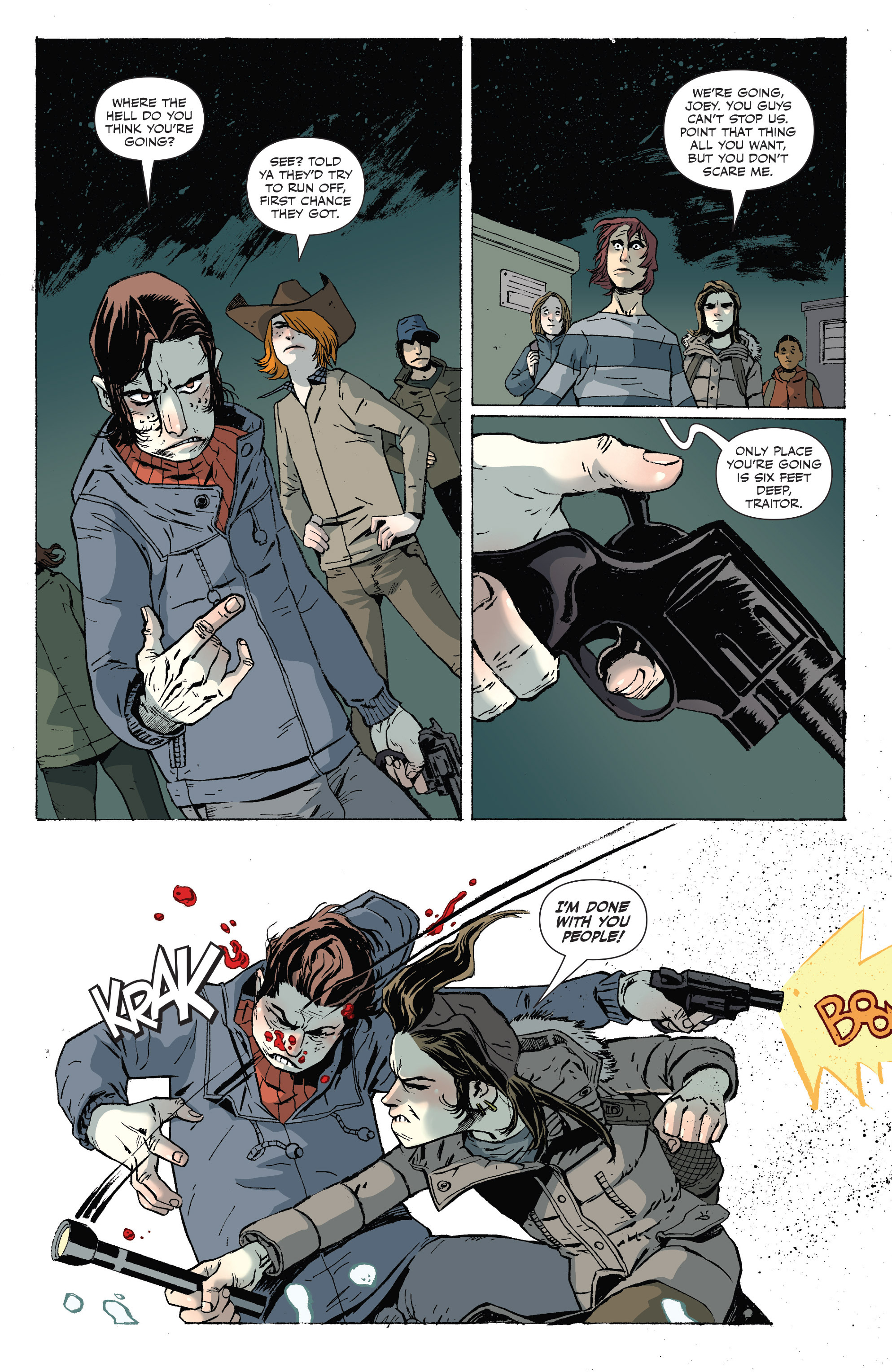 Read online Sheltered comic -  Issue #10 - 22