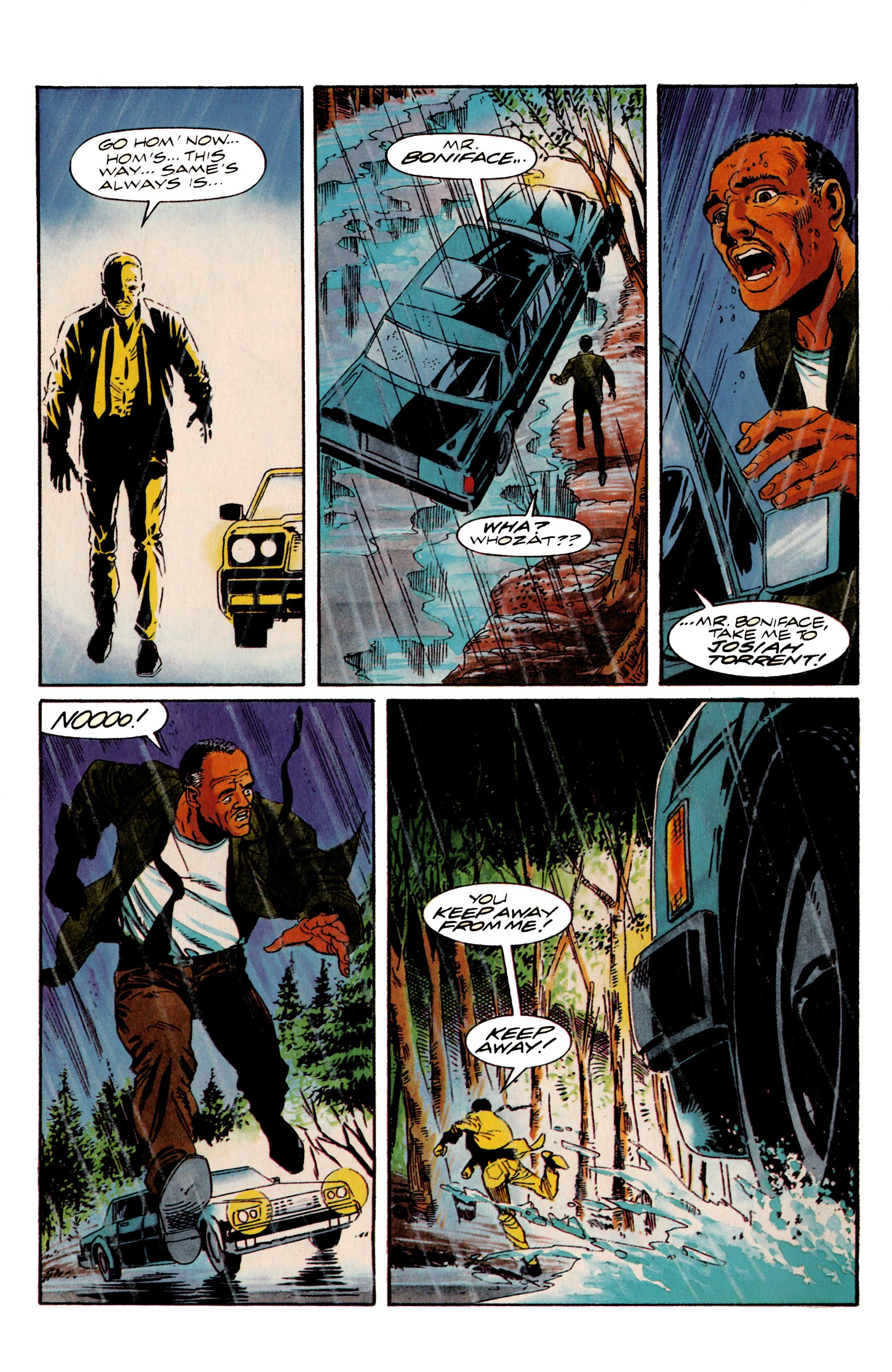 Read online Shadowman (1992) comic -  Issue #20 - 5