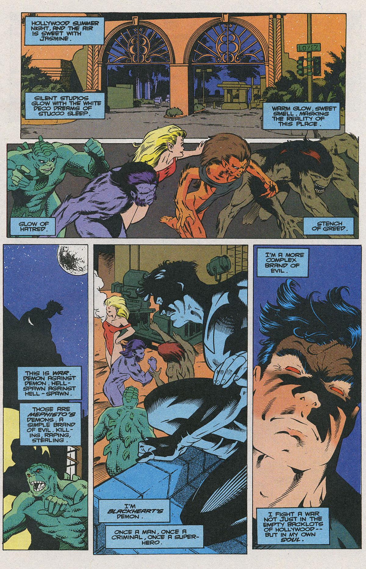 Read online Wonder Man (1991) comic -  Issue #24 - 2