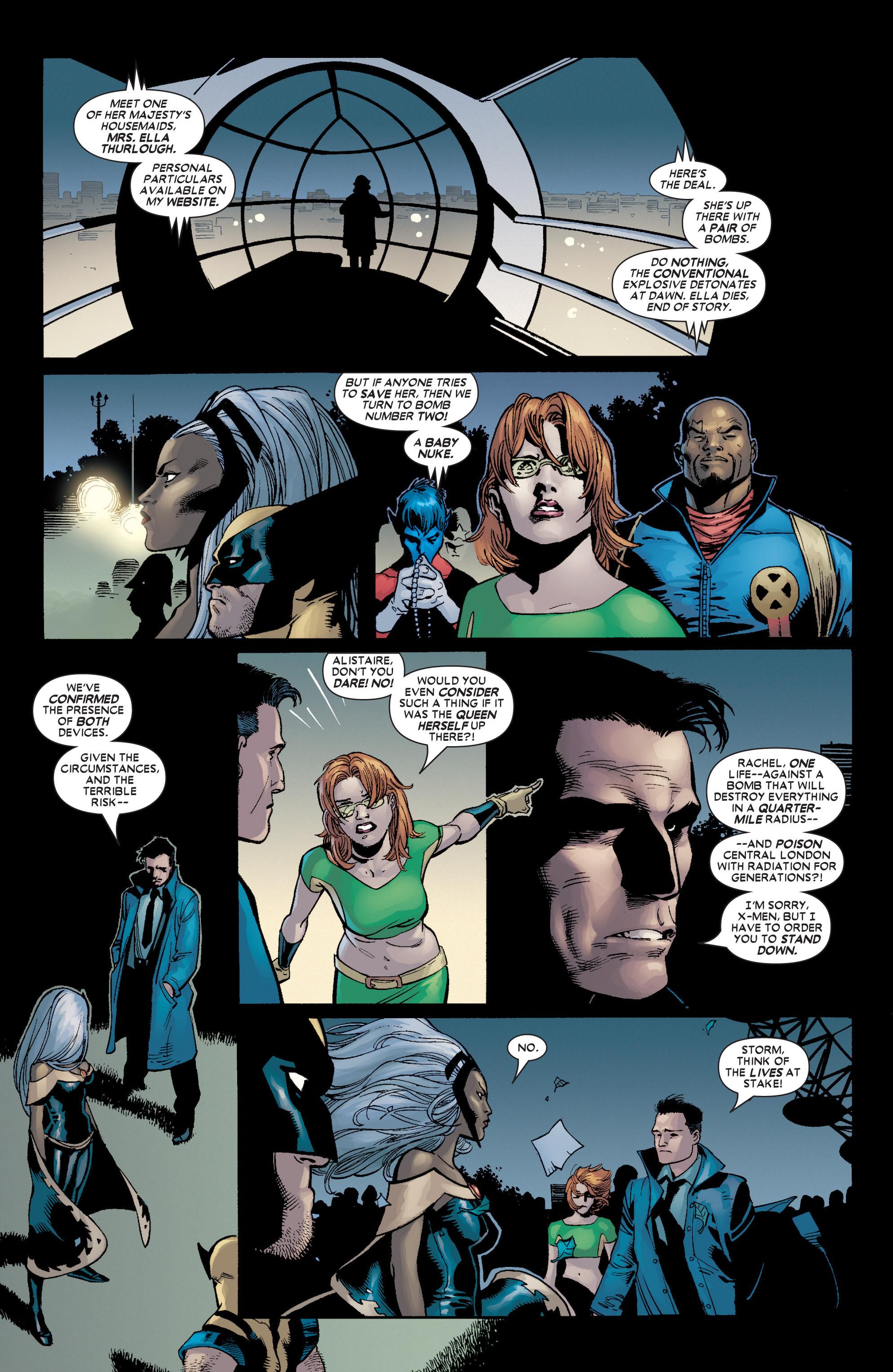 Read online Uncanny X-Men (1963) comic -  Issue #449 - 17