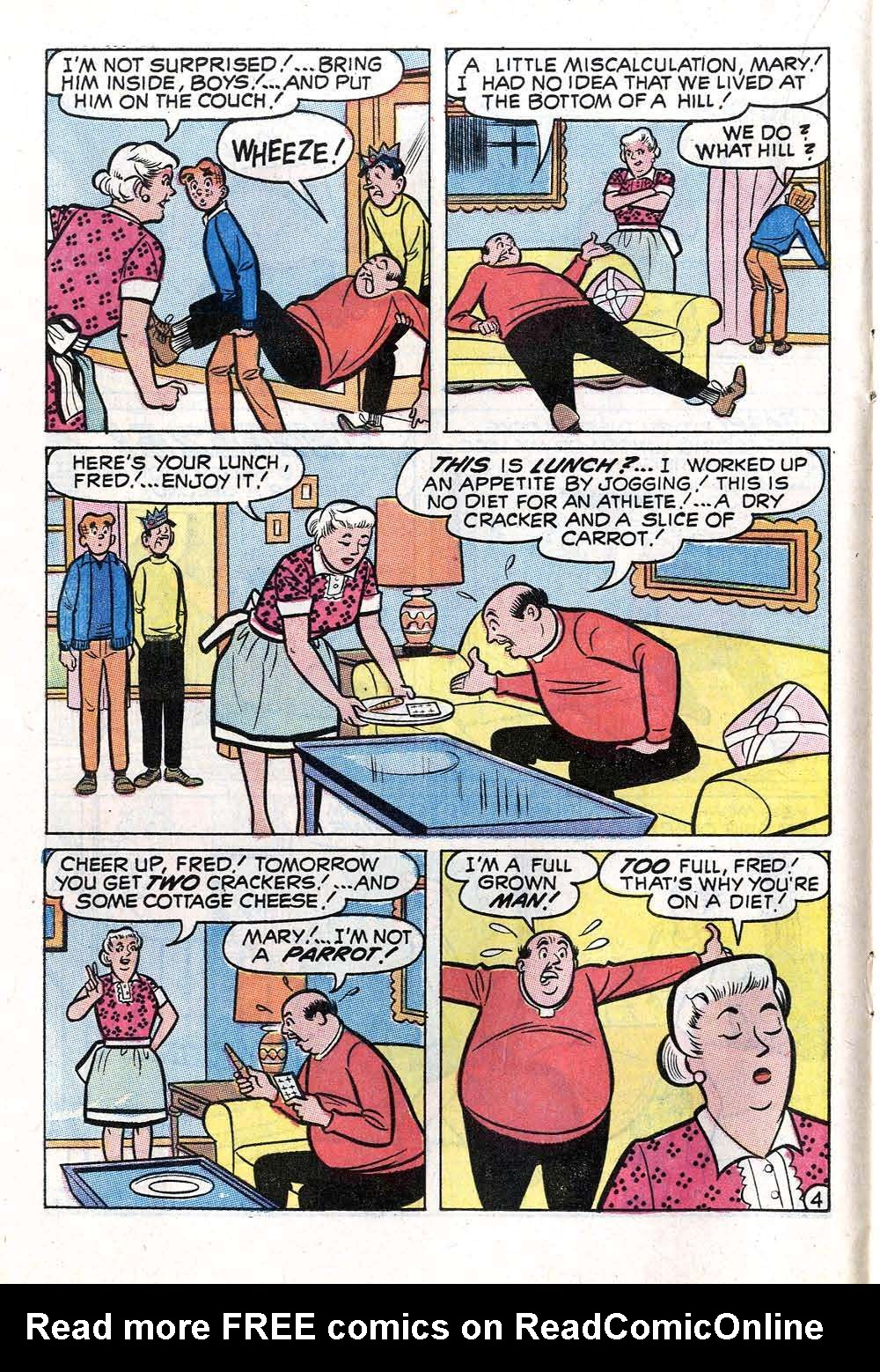Read online Archie (1960) comic -  Issue #199 - 16