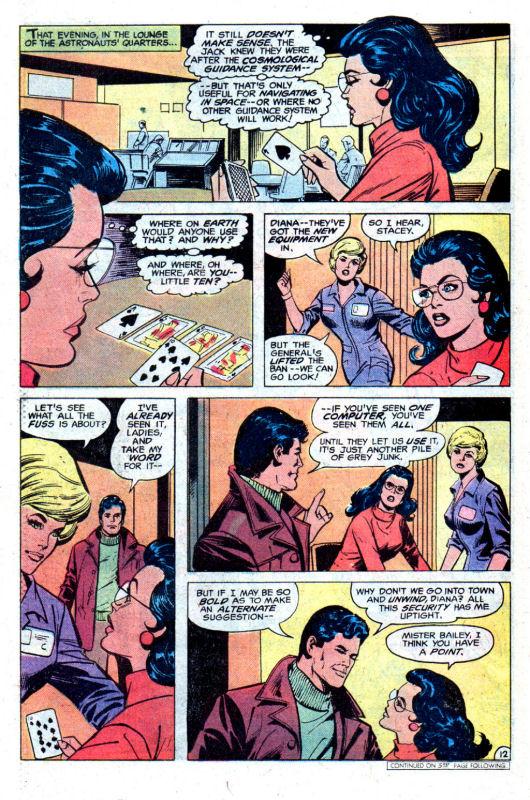 Read online Wonder Woman (1942) comic -  Issue #256 - 19
