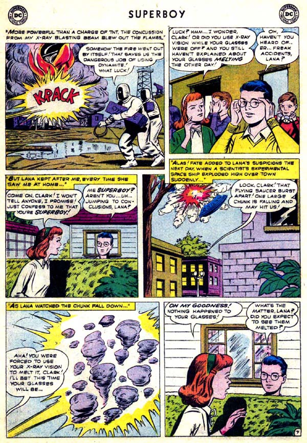 Superboy (1949) issue 70 - Page 25