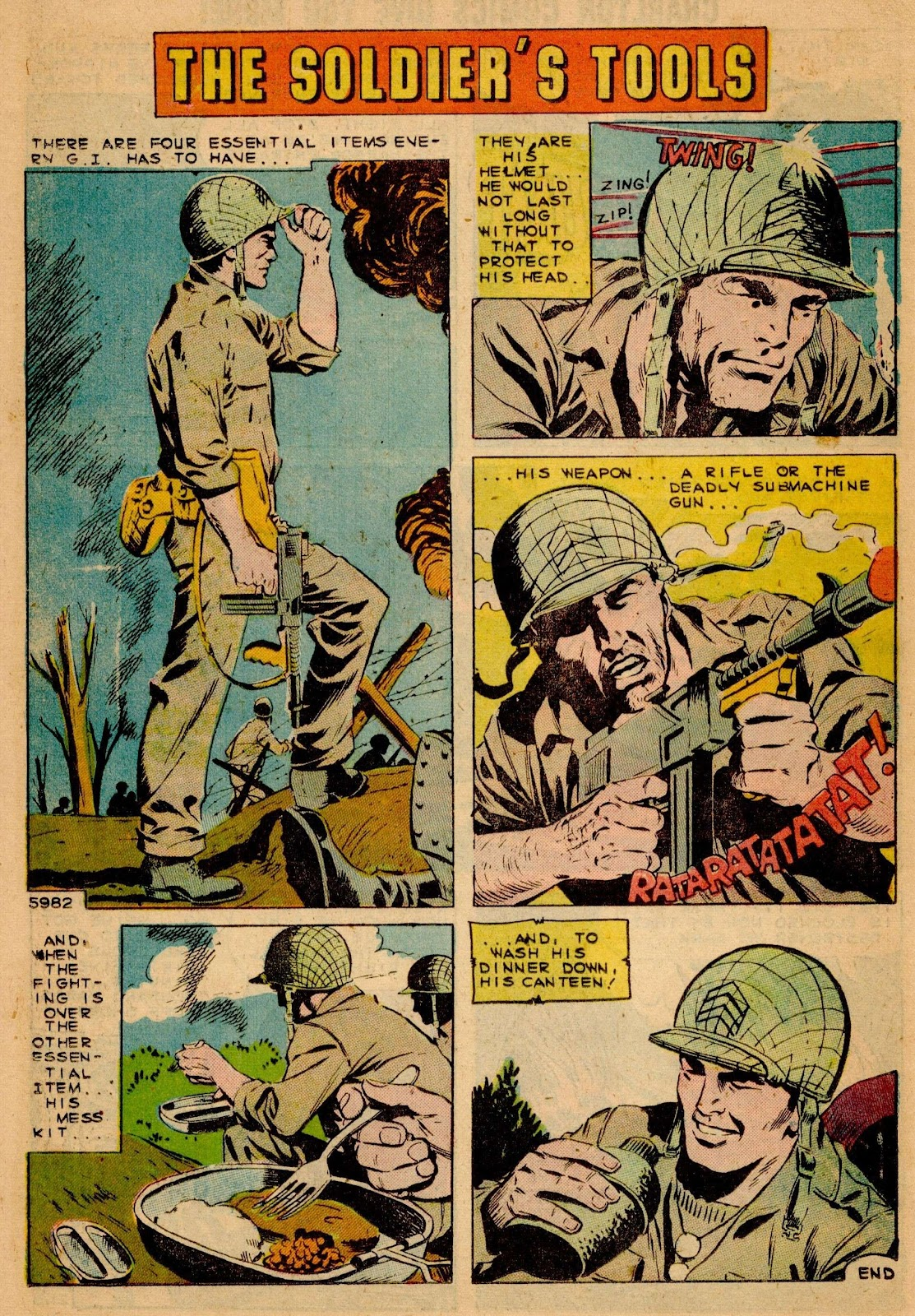 Read online Fightin' Navy comic -  Issue #90 - 18