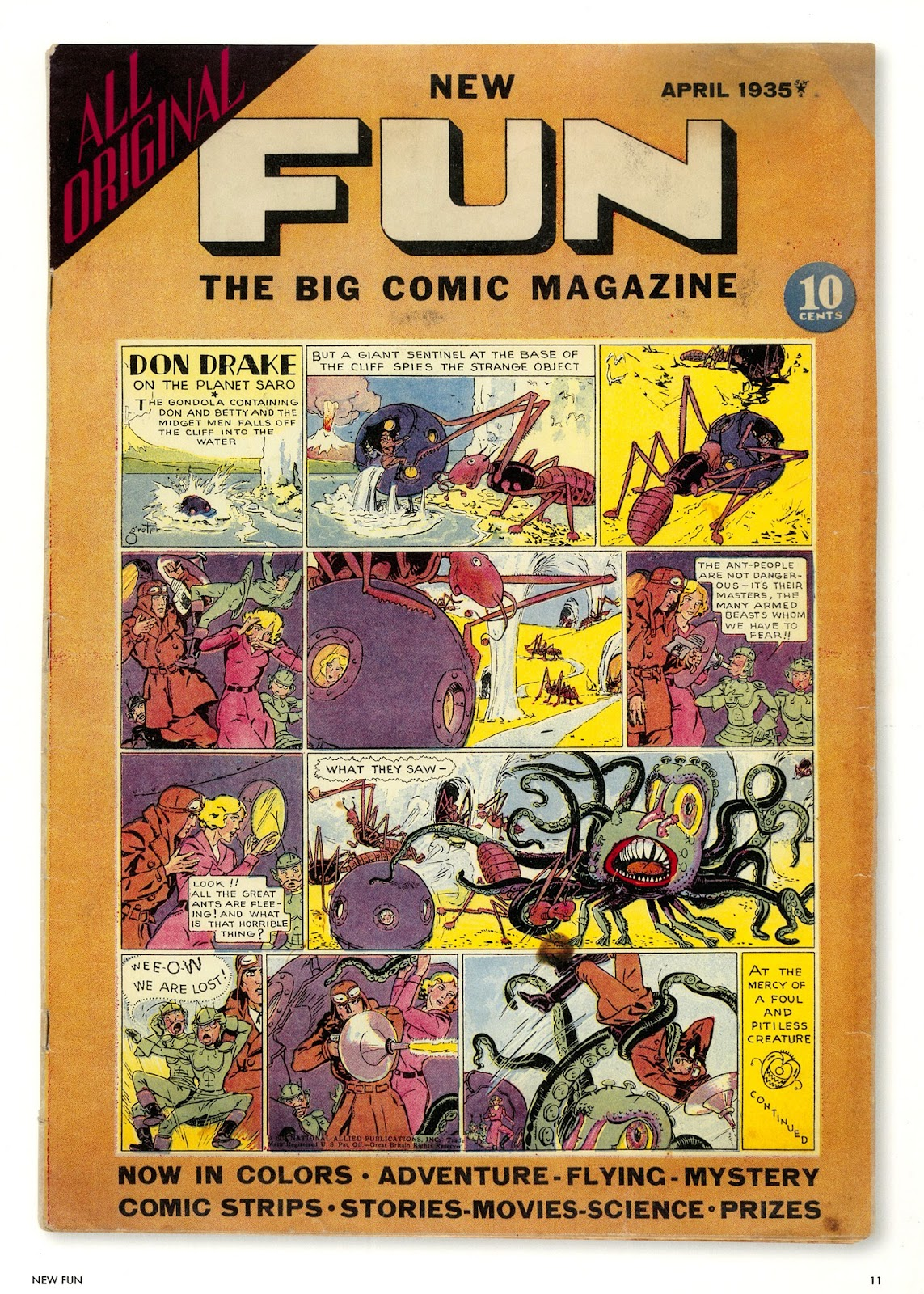 Read online 75 Years Of DC Comics comic -  Issue # TPB (Part 1) - 16