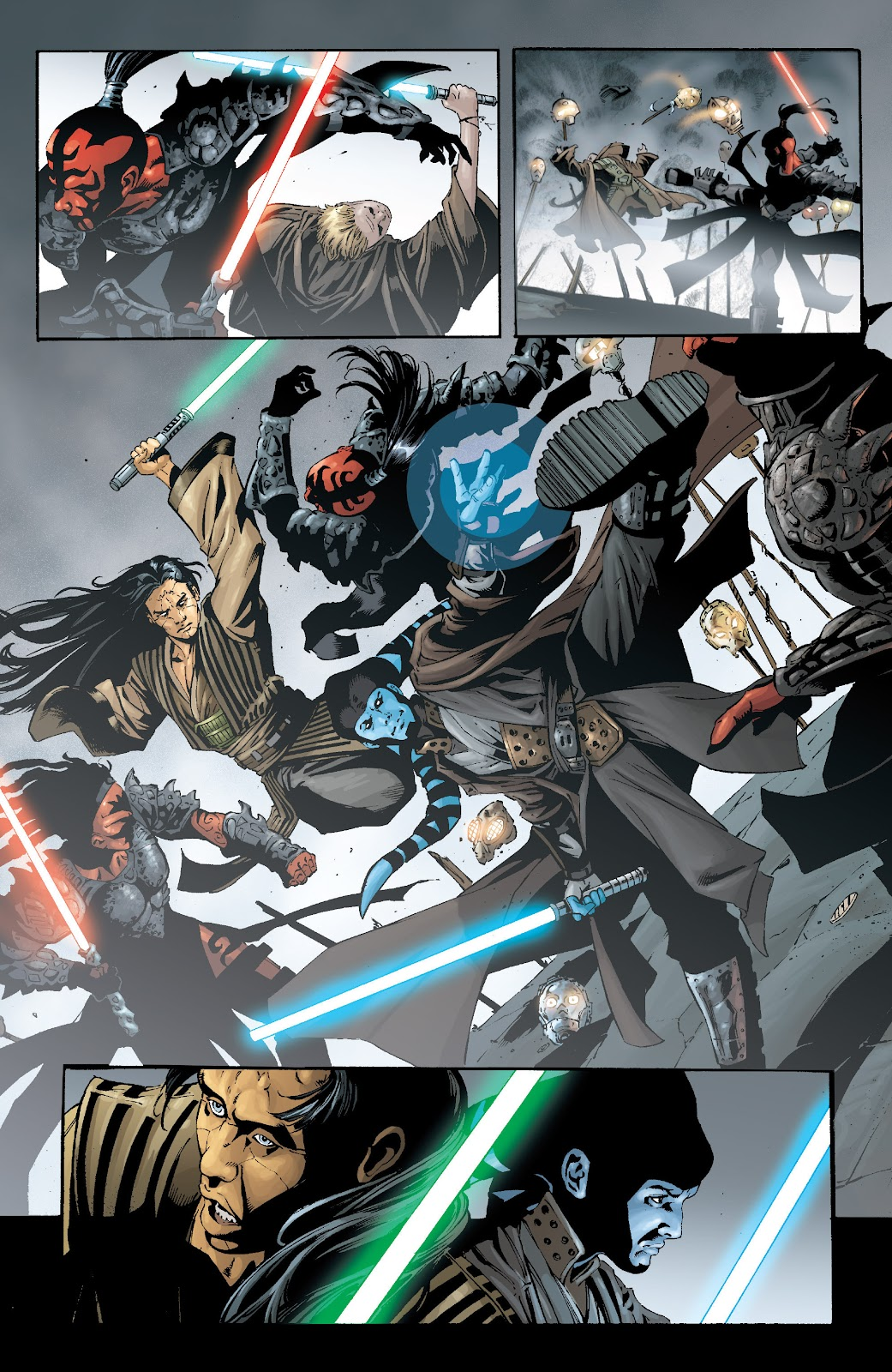 Read online Star Wars Legends: Legacy - Epic Collection comic -  Issue # TPB 1 (Part 1) - 33