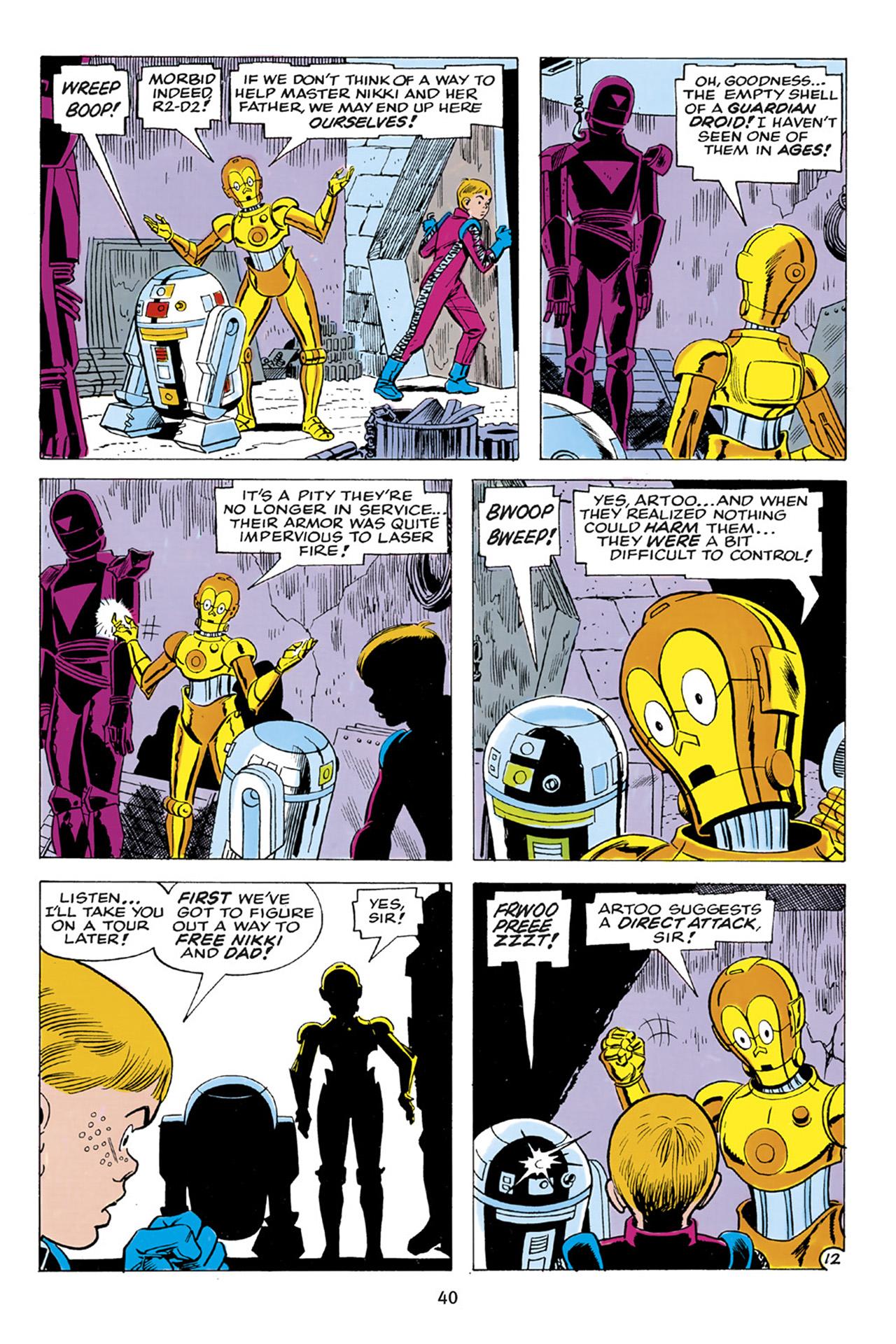 Read online Star Wars Omnibus comic -  Issue # Vol. 23 - 41