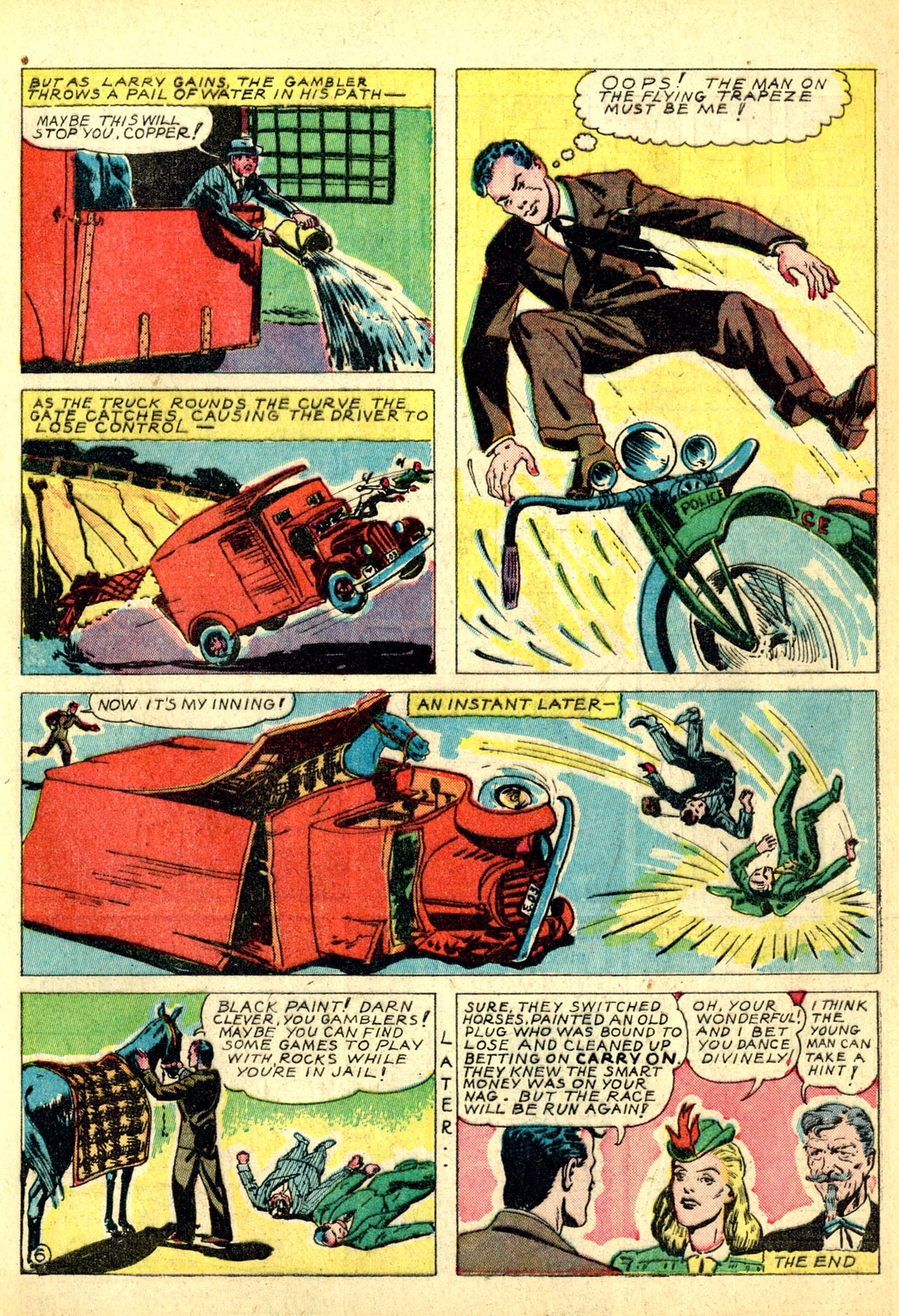 Read online Detective Comics (1937) comic -  Issue #50 - 37