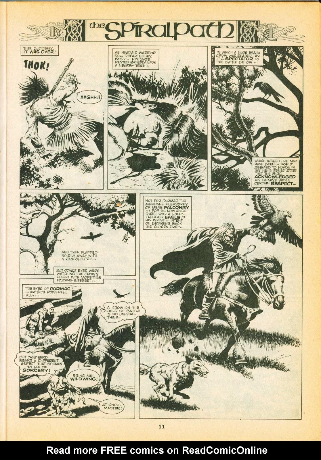 Warrior Issue #3 #4 - English 11