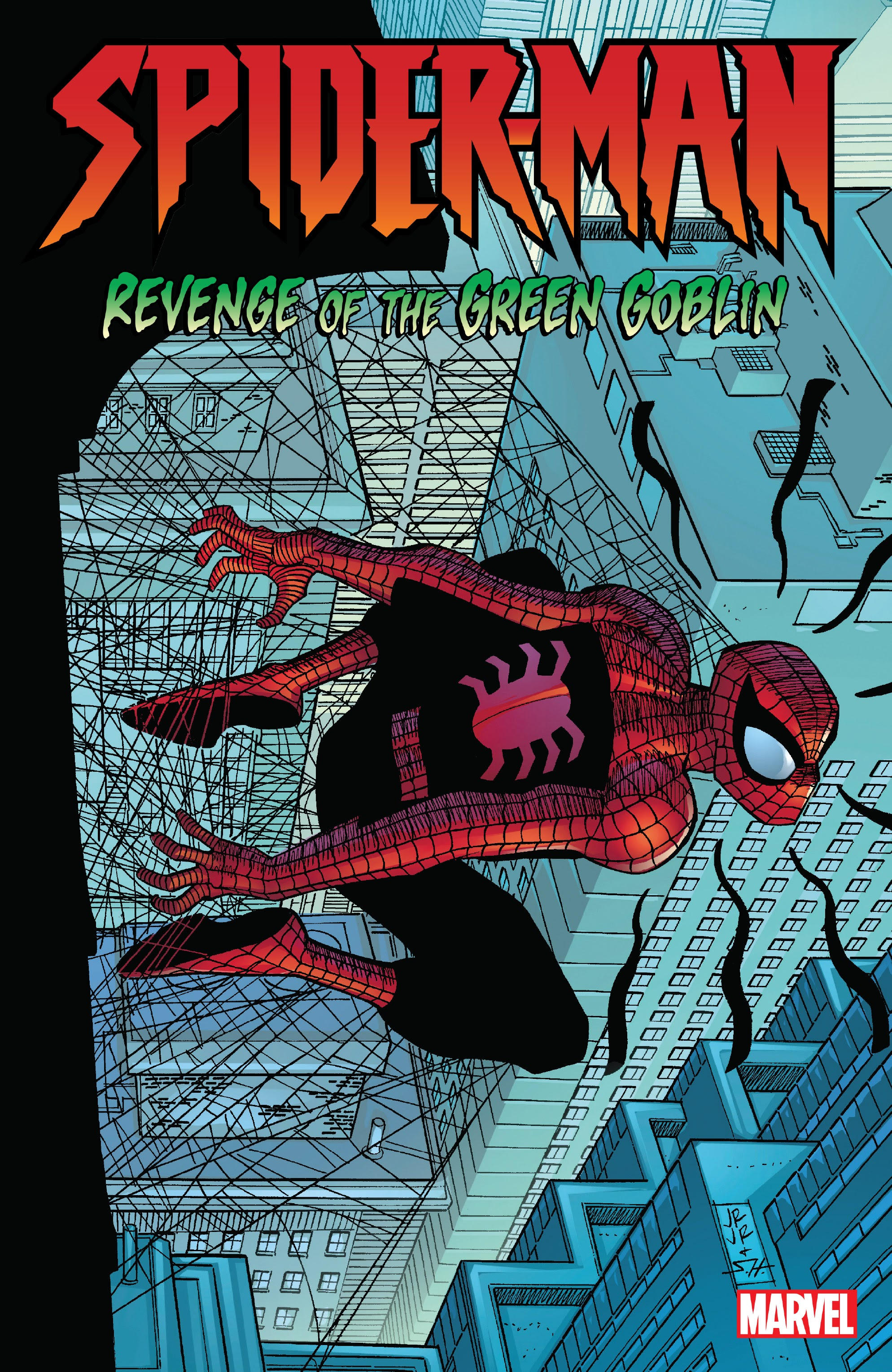 Spider-Man: Revenge of the Green Goblin (2017) TPB-Part-1 Page 1