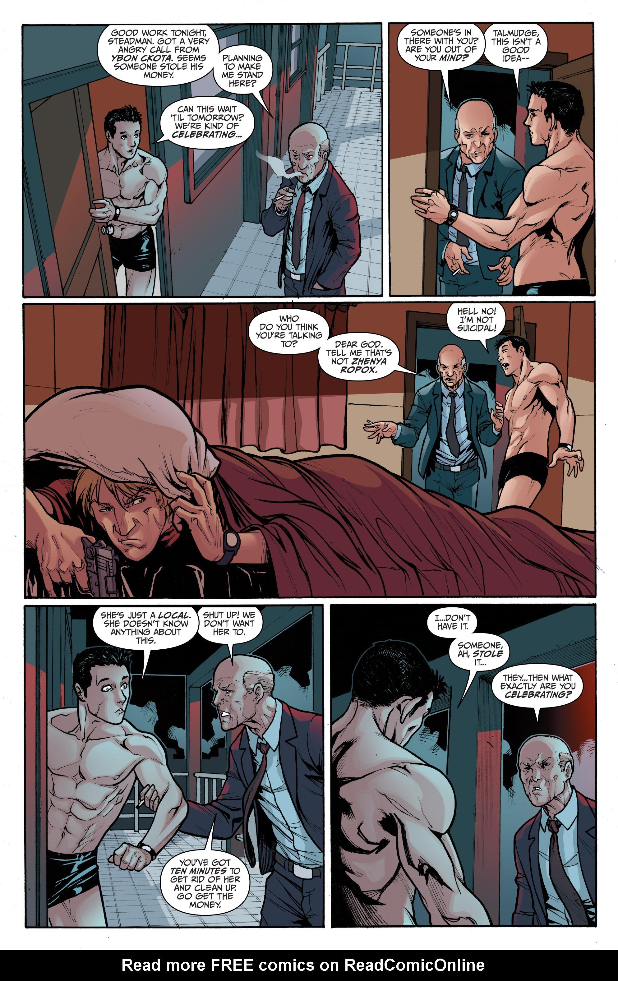 Read online 3 Guns comic -  Issue #3 - 4