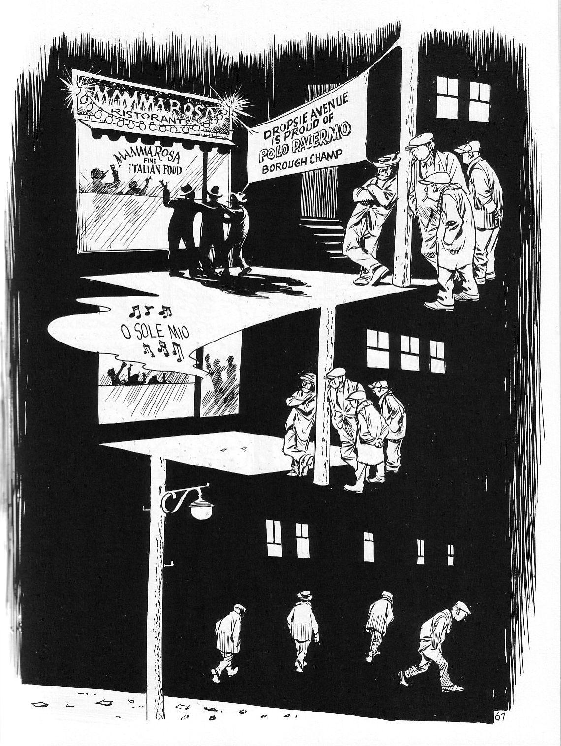 Read online Dropsie Avenue, The Neighborhood comic -  Issue # Full - 69