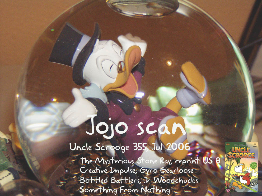 Read online Uncle Scrooge (1953) comic -  Issue #355 - 69