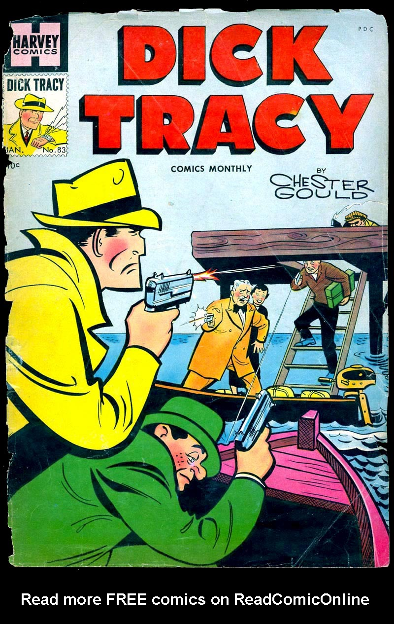 Dick Tracy (1950) 82 Page 1