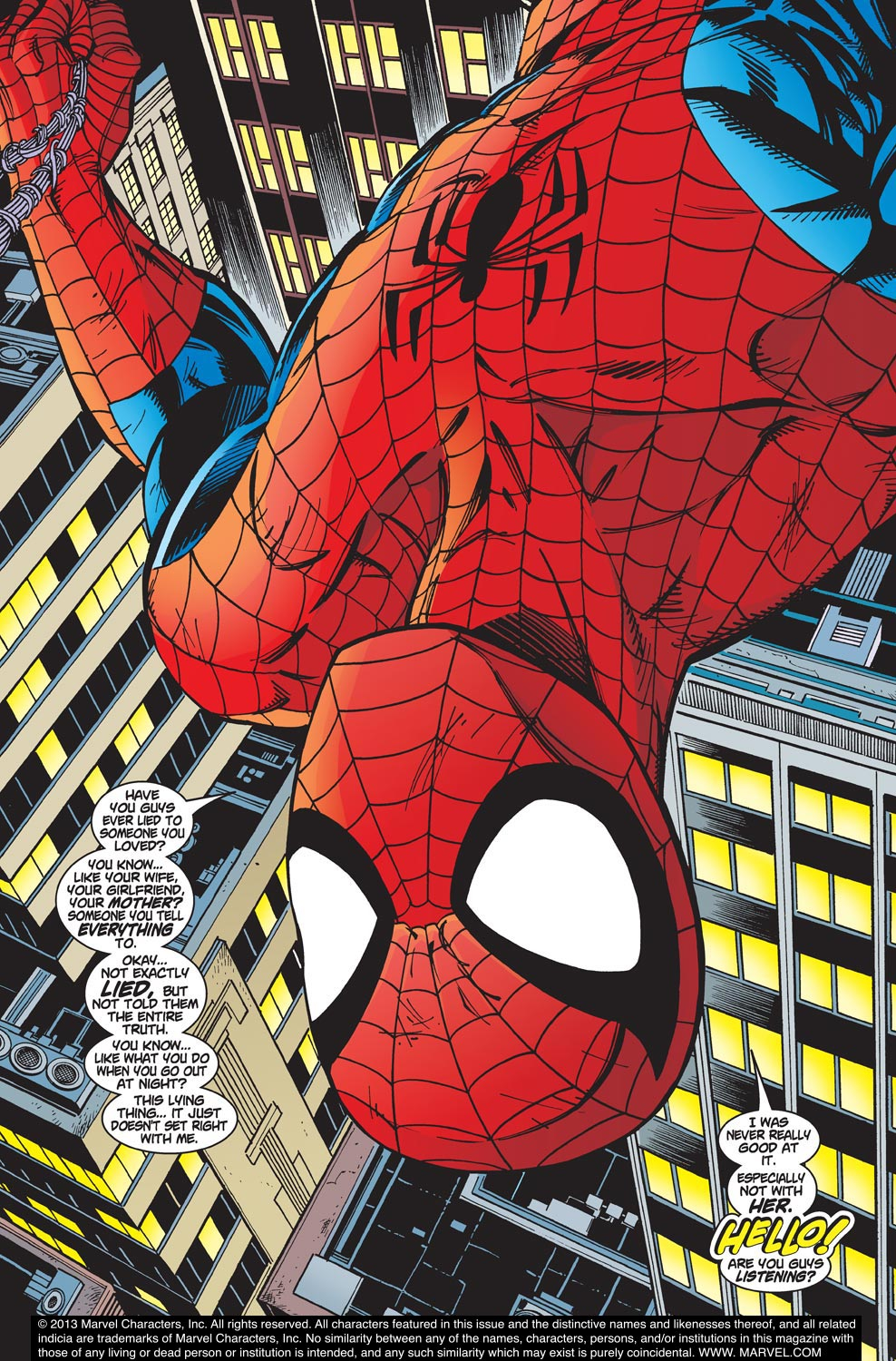 The Amazing Spider-Man (1999) 6 Page 1