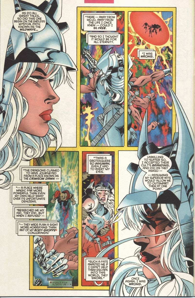 Excalibur (1988) issue 109 - Page 19