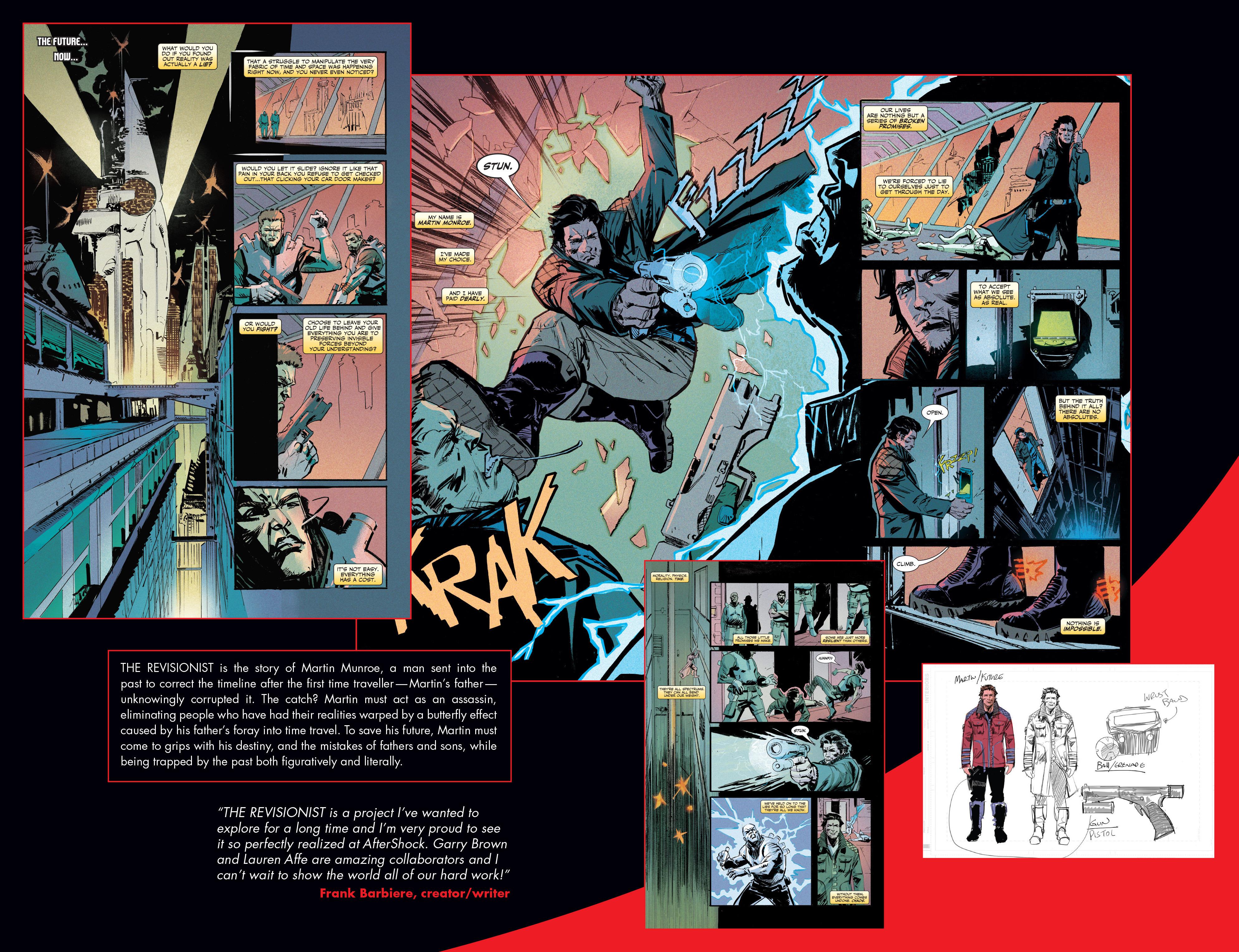 Read online Aftershock Genesis comic -  Issue #1 - 30