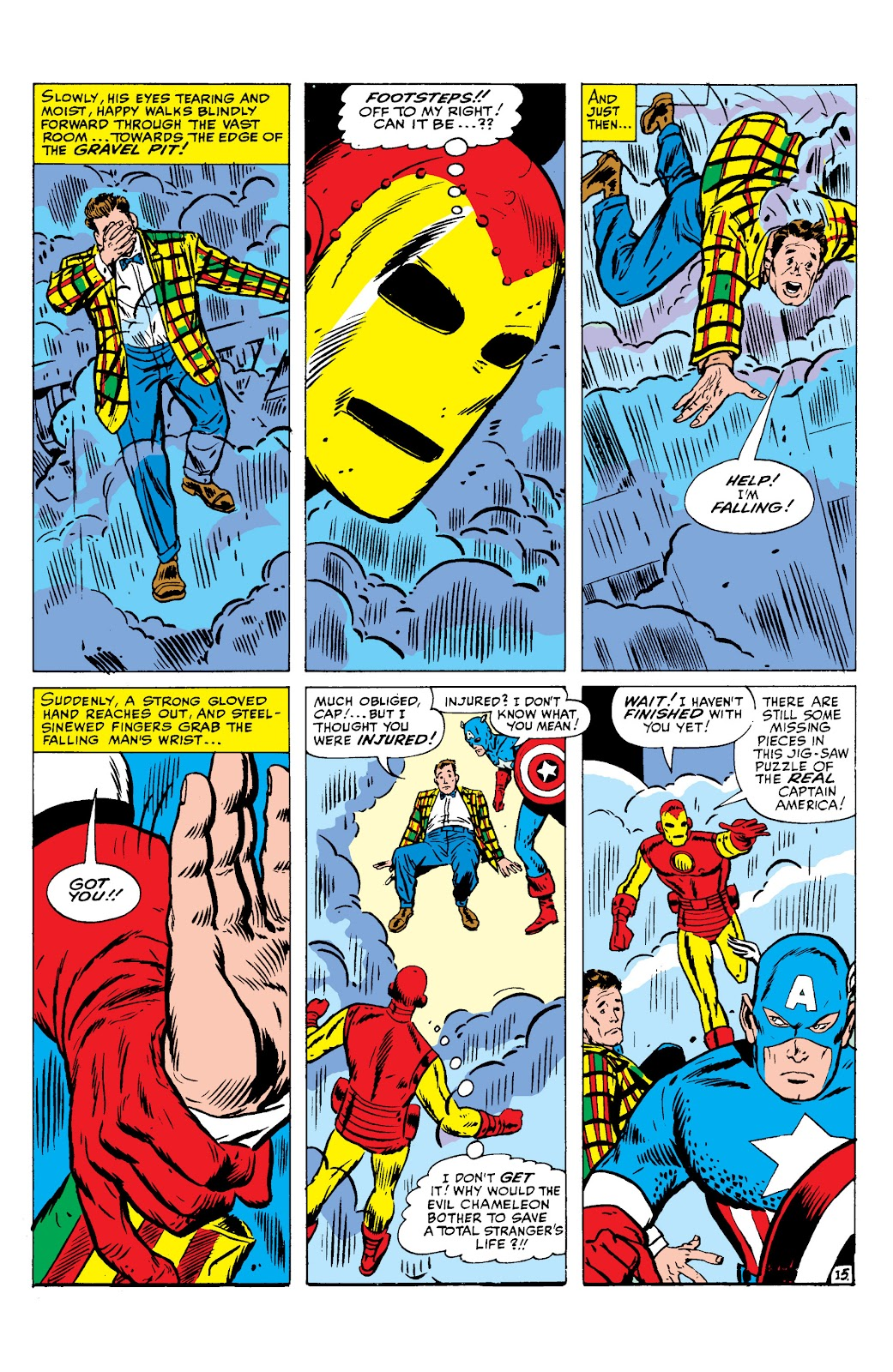 Read online Marvel Masterworks: The Invincible Iron Man comic -  Issue # TPB 2 (Part 2) - 36