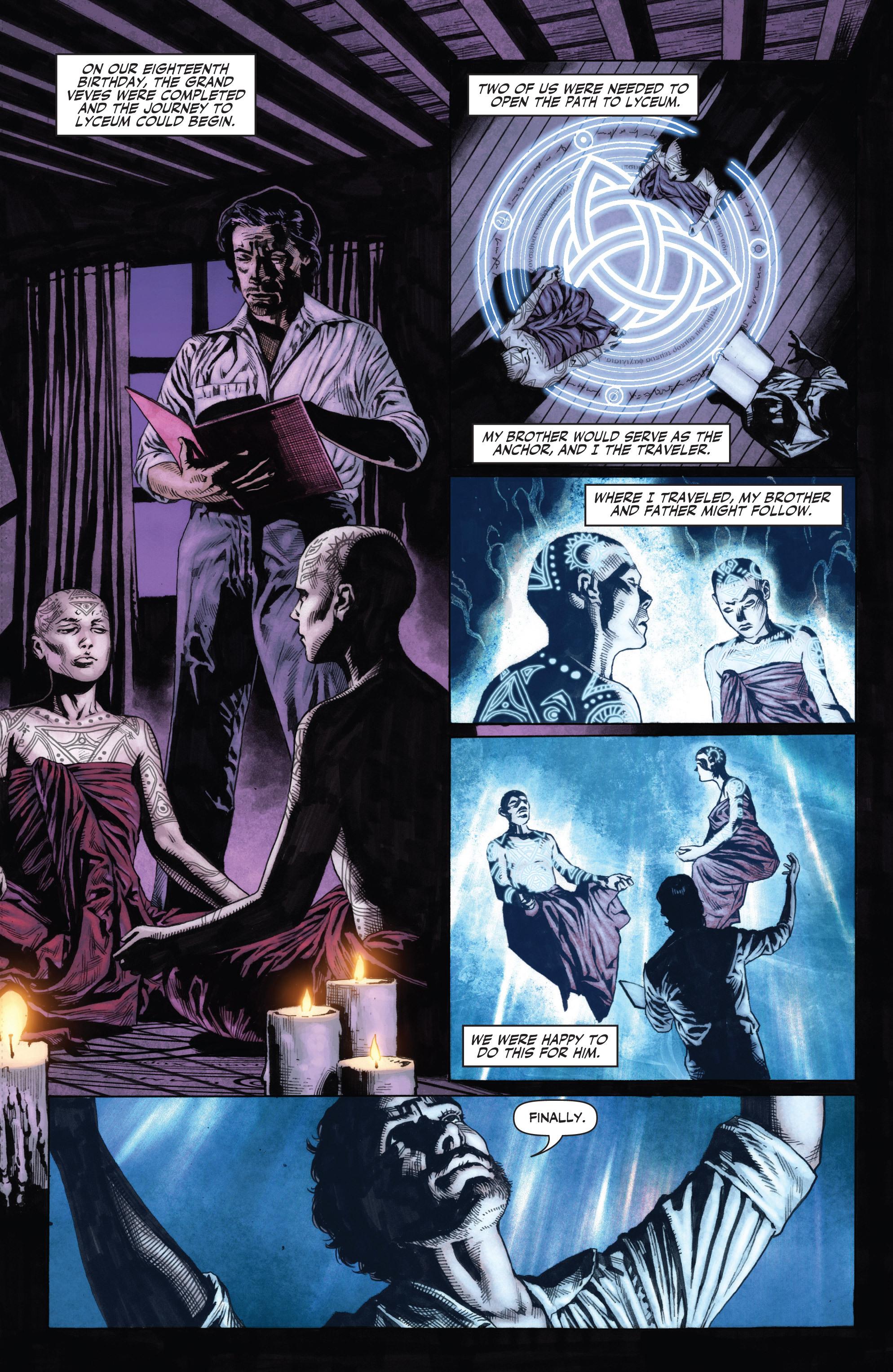 Read online Shadowman (2012) comic -  Issue #0 - 19