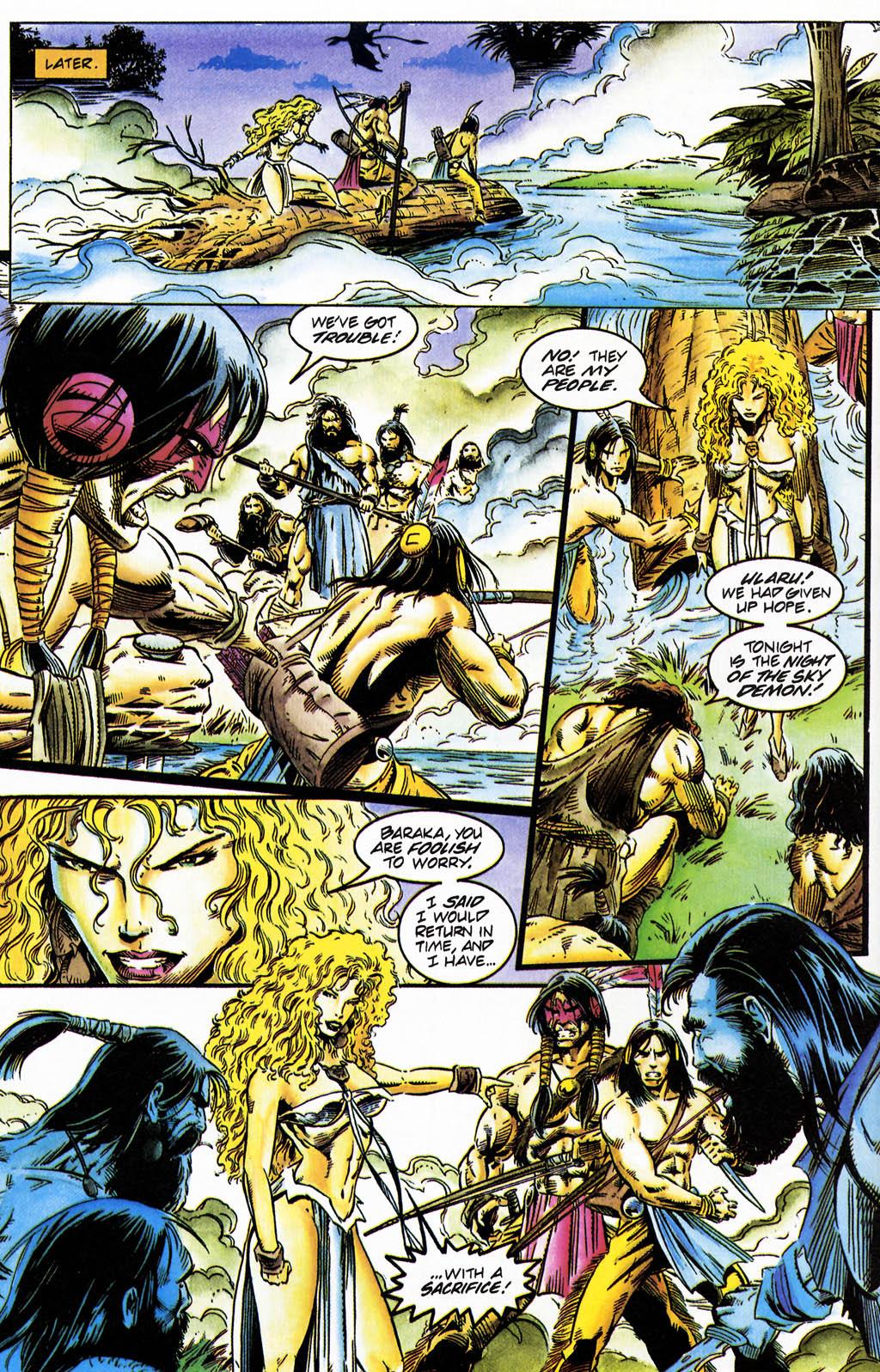 Read online Turok, Dinosaur Hunter (1993) comic -  Issue #35 - 10