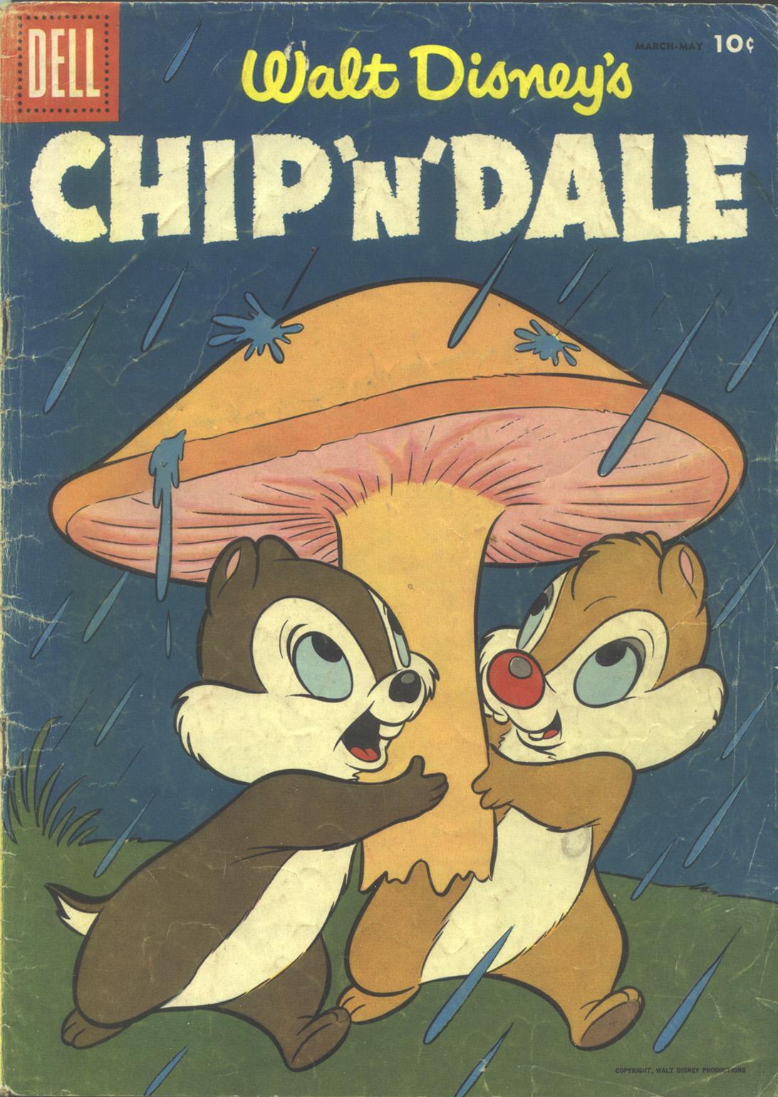 Walt Disneys Chip N Dale issue 5 - Page 1