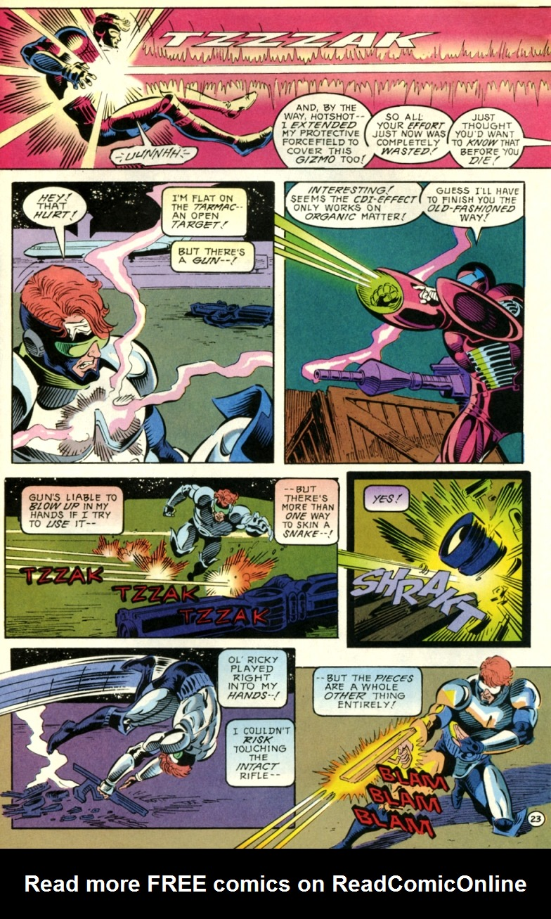 Read online Gunfire comic -  Issue #2 - 29