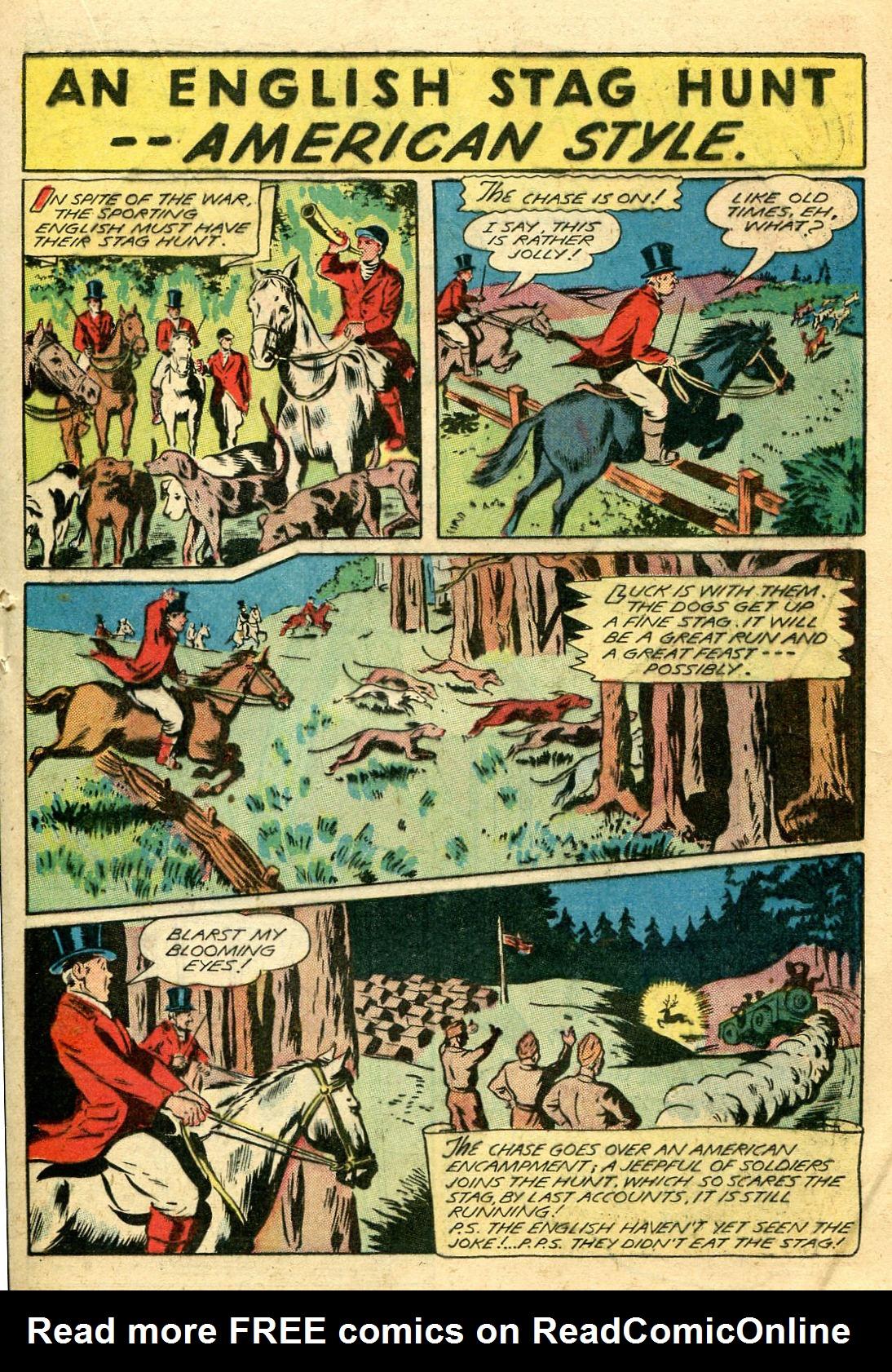 Read online Shadow Comics comic -  Issue #44 - 38