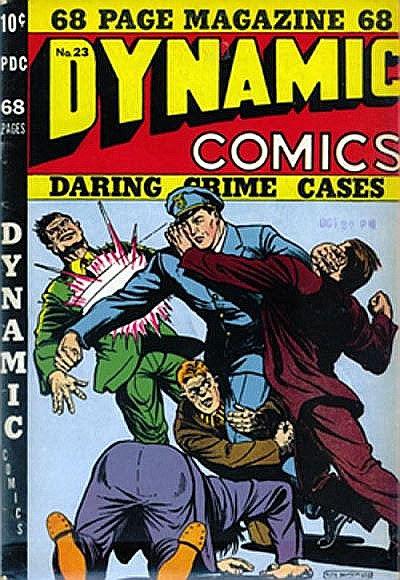 Dynamic Comics 23 Page 1