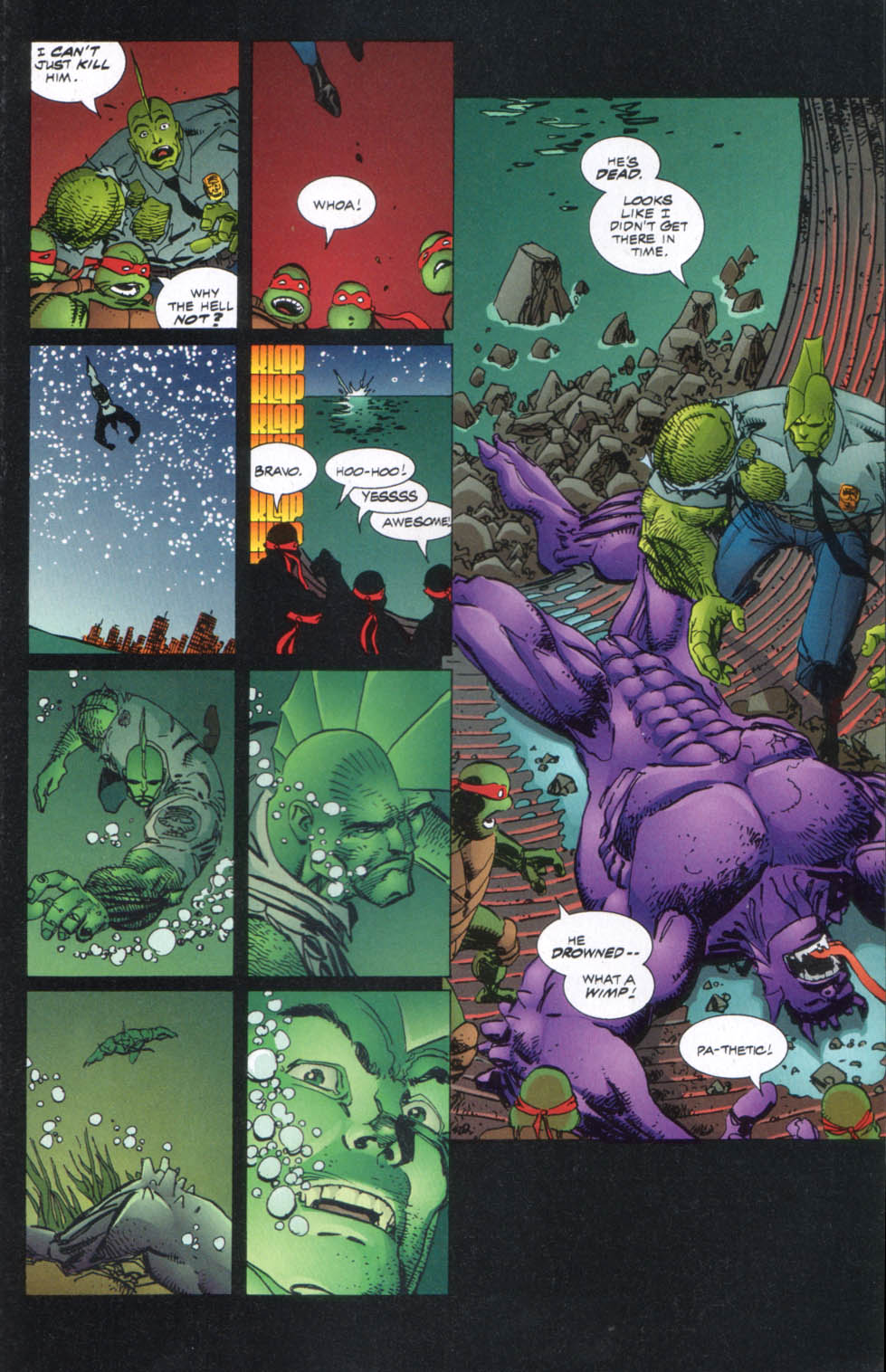The Savage Dragon (1993) Issue #22 #25 - English 20