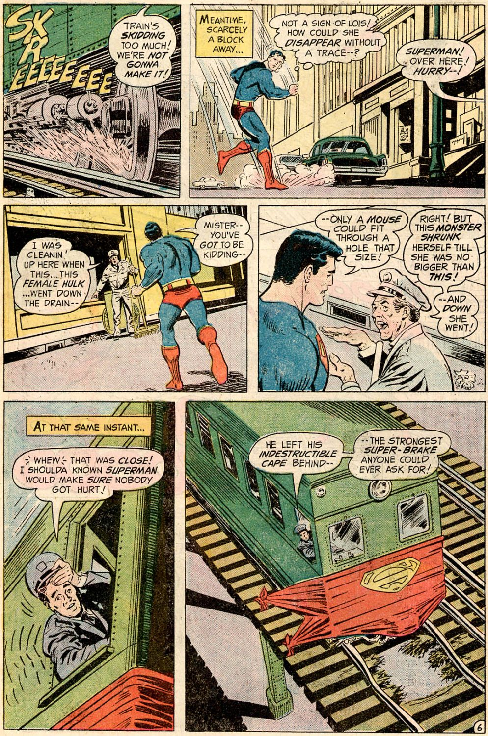 Action Comics (1938) 438 Page 10