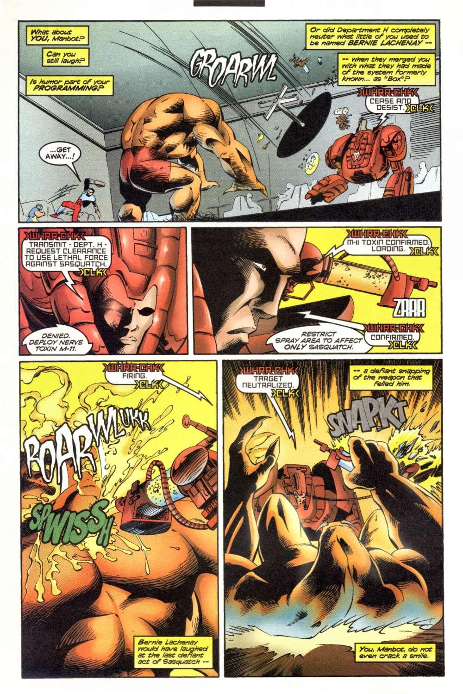Read online Alpha Flight (1997) comic -  Issue #5 - 14