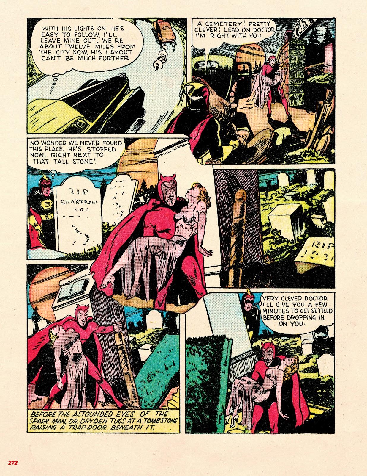 Read online Super Weird Heroes comic -  Issue # TPB 2 (Part 3) - 72