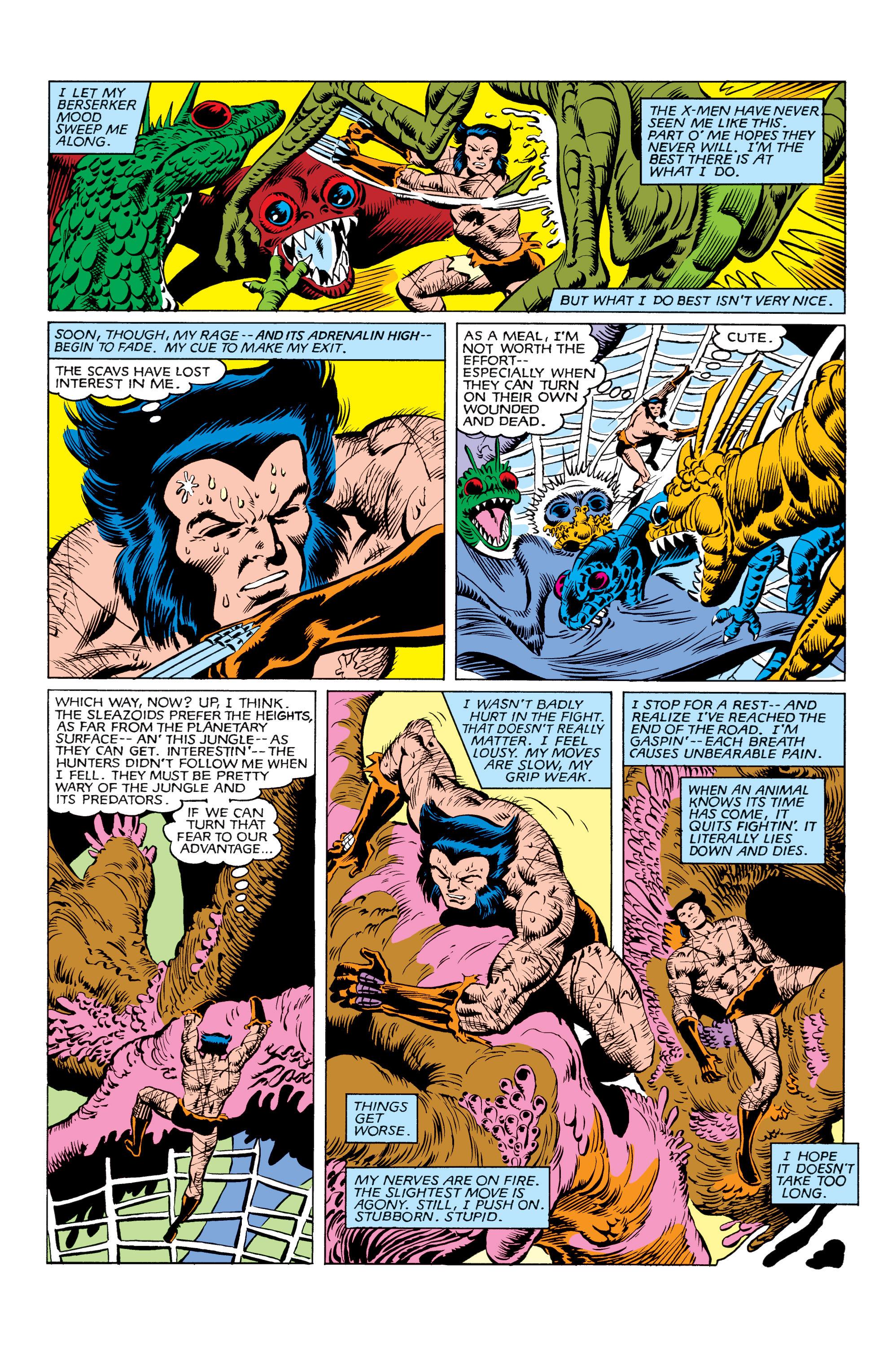 Read online Uncanny X-Men (1963) comic -  Issue #162 - 14