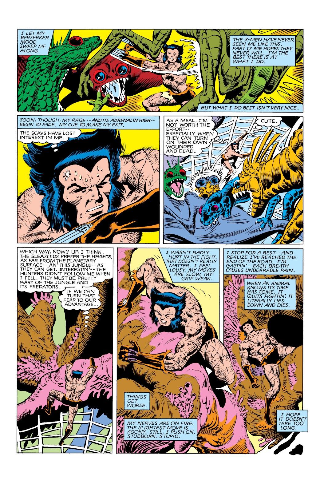 Uncanny X-Men (1963) issue 162 - Page 14