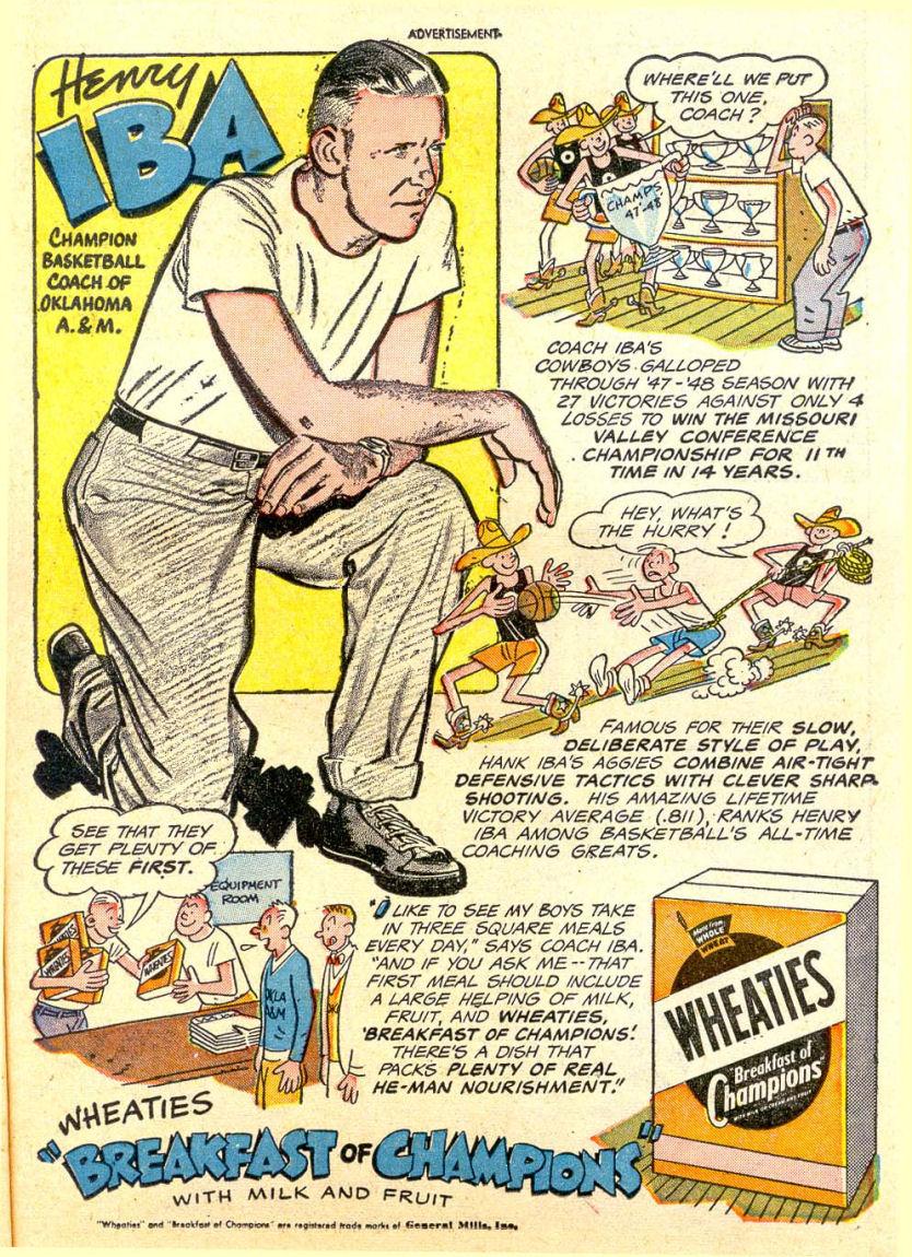Read online Sensation (Mystery) Comics comic -  Issue #85 - 14