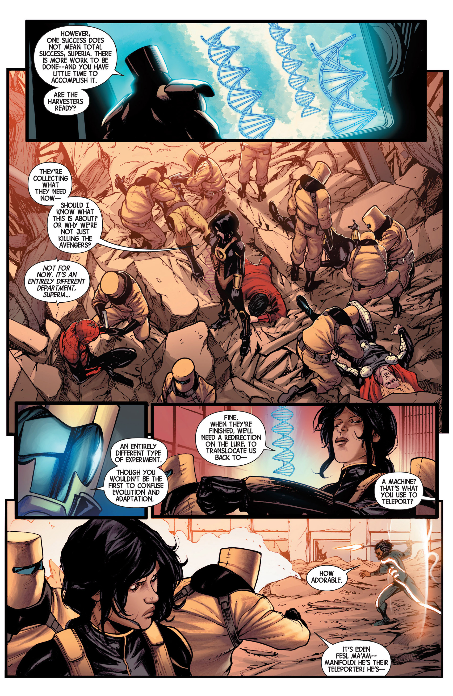 Read online Avengers (2013) comic -  Issue #17 - 10