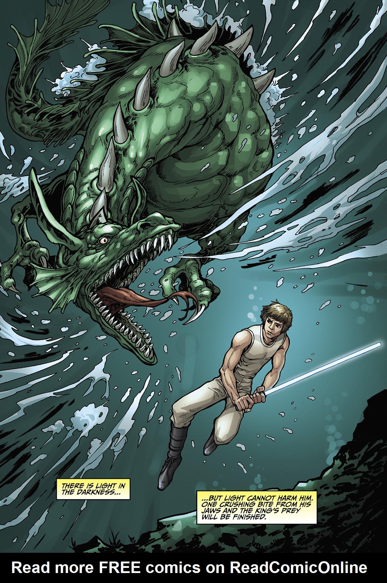 Read online Star Wars Omnibus comic -  Issue # Vol. 33 - 190
