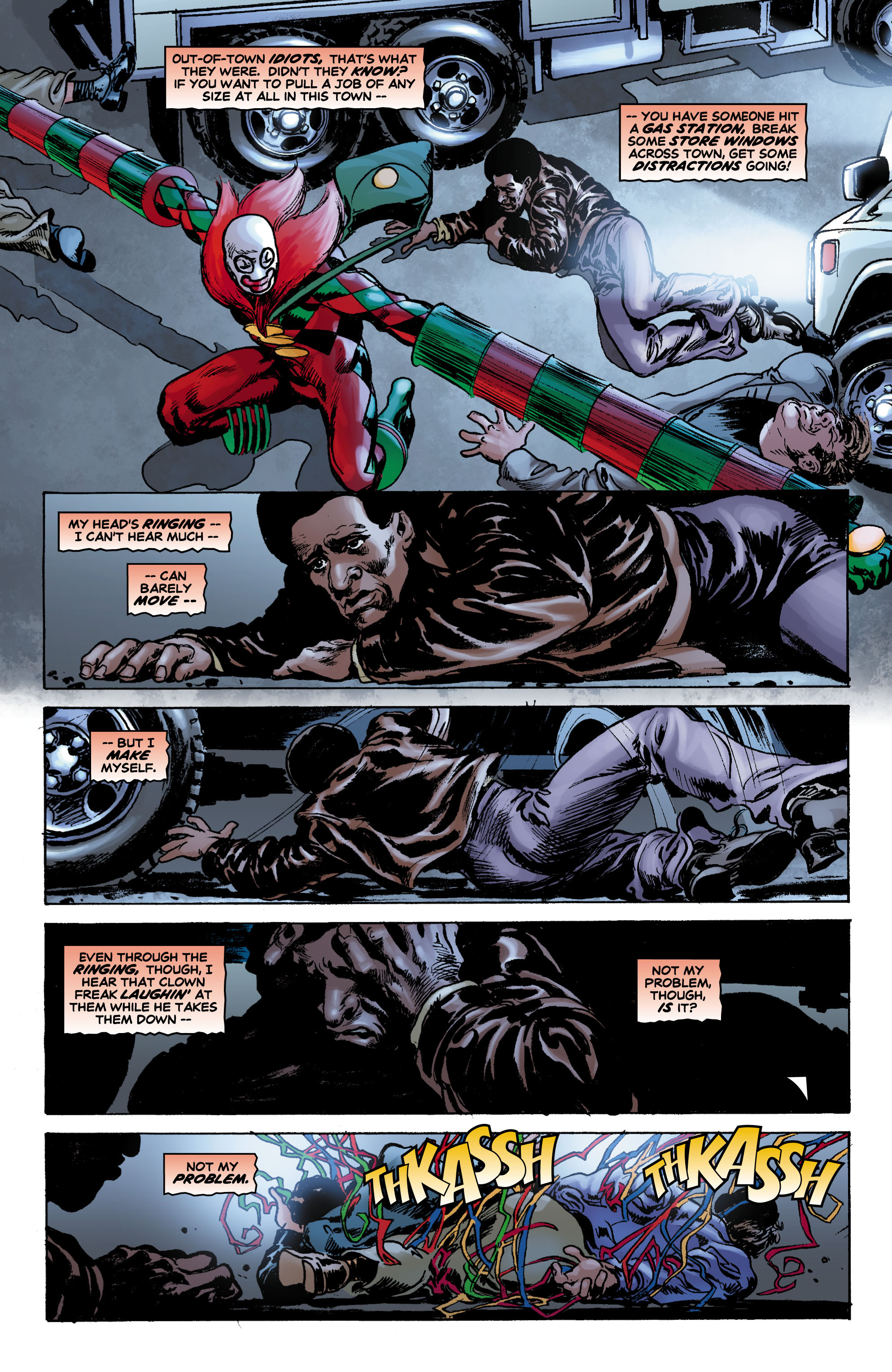 Read online Astro City: Dark Age/Book One comic -  Issue #1 - 12