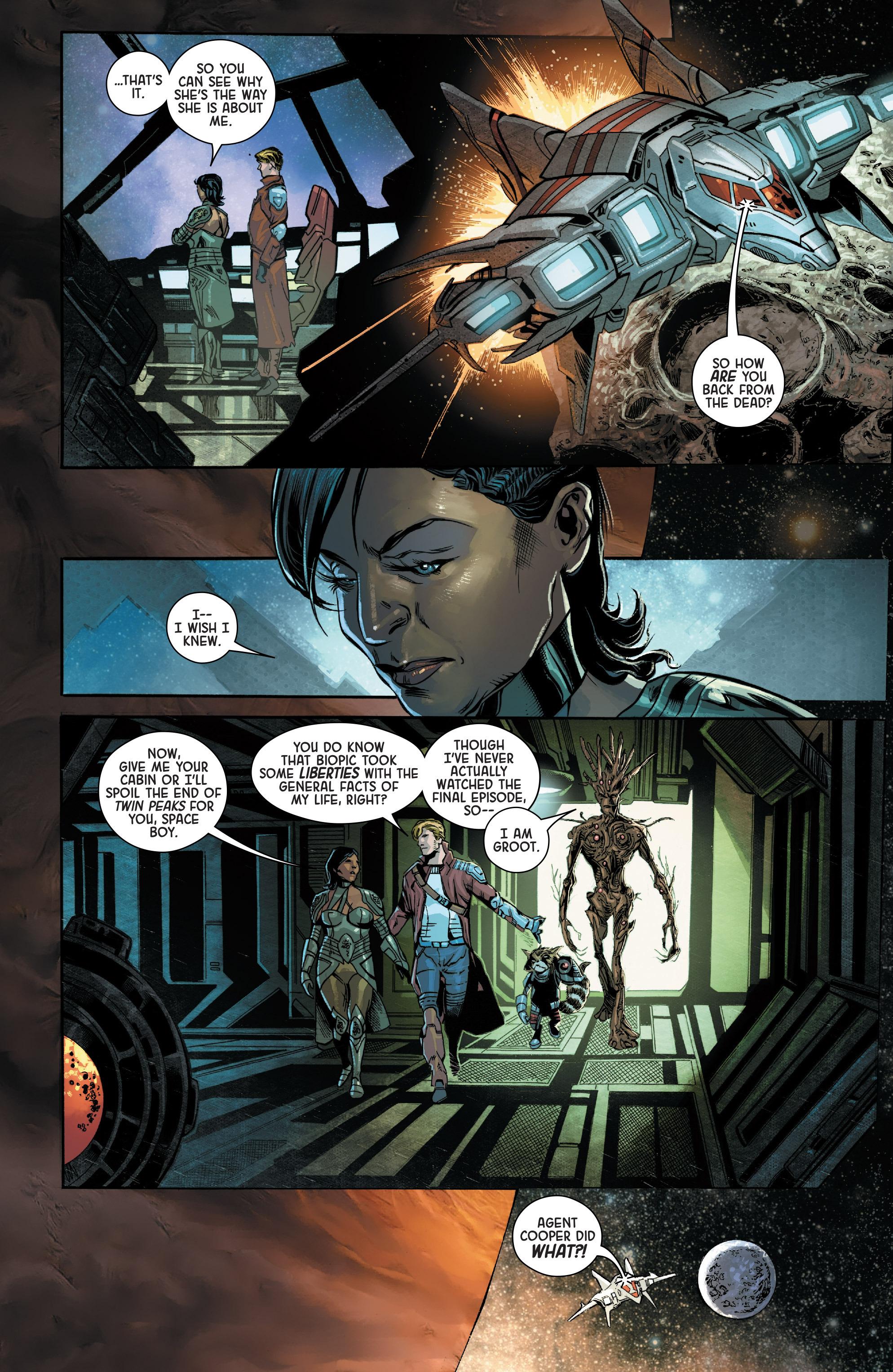 Read online Angela: Asgard's Assassin comic -  Issue #3 - 19