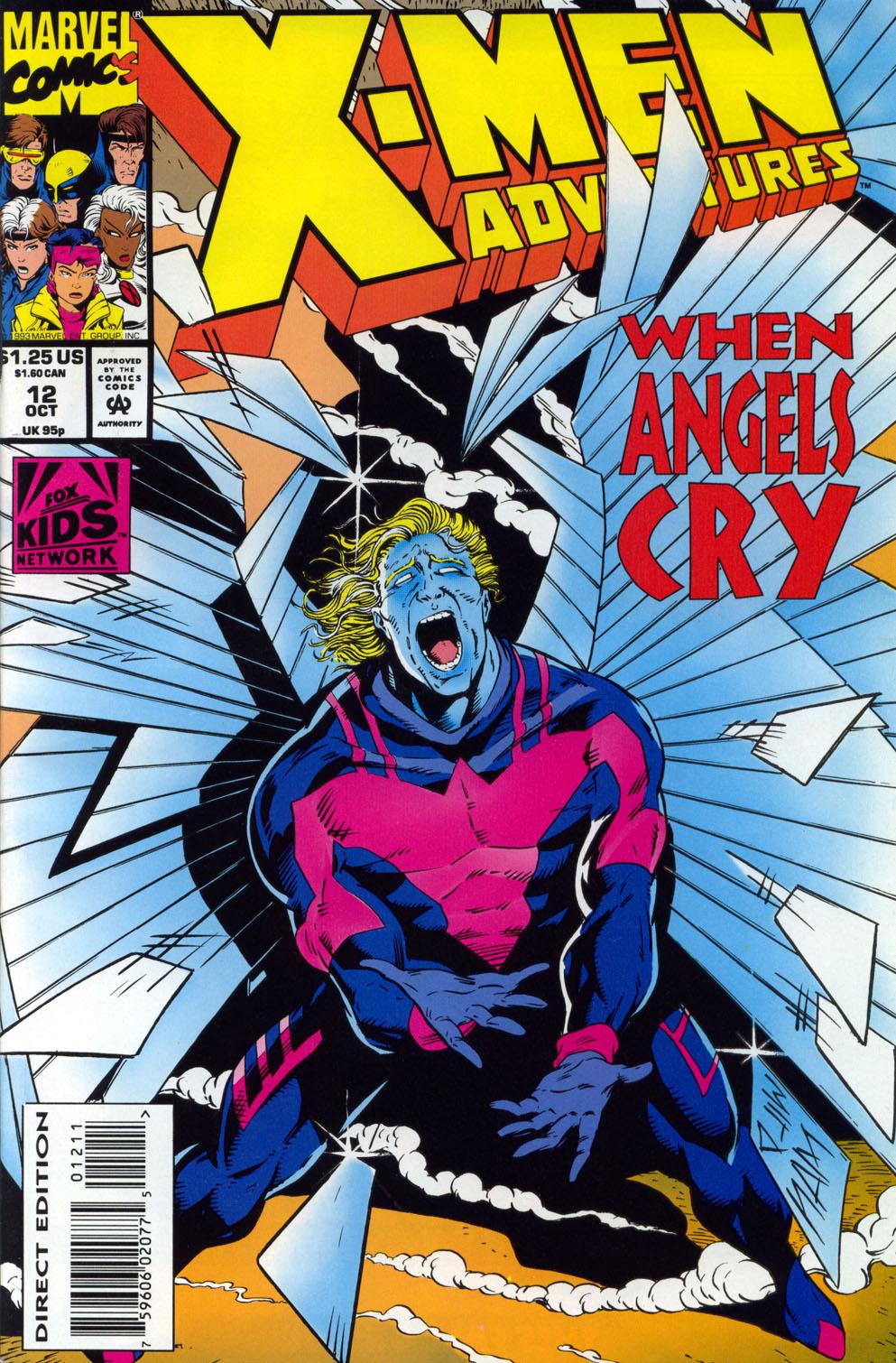 X-Men Adventures (1992) 12 Page 1