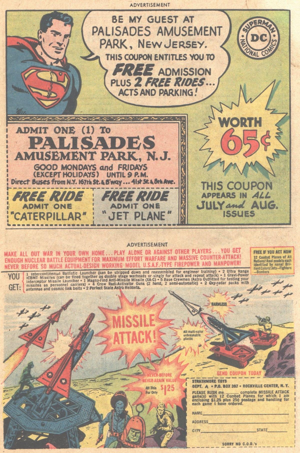 Read online Adventure Comics (1938) comic -  Issue #310 - 23