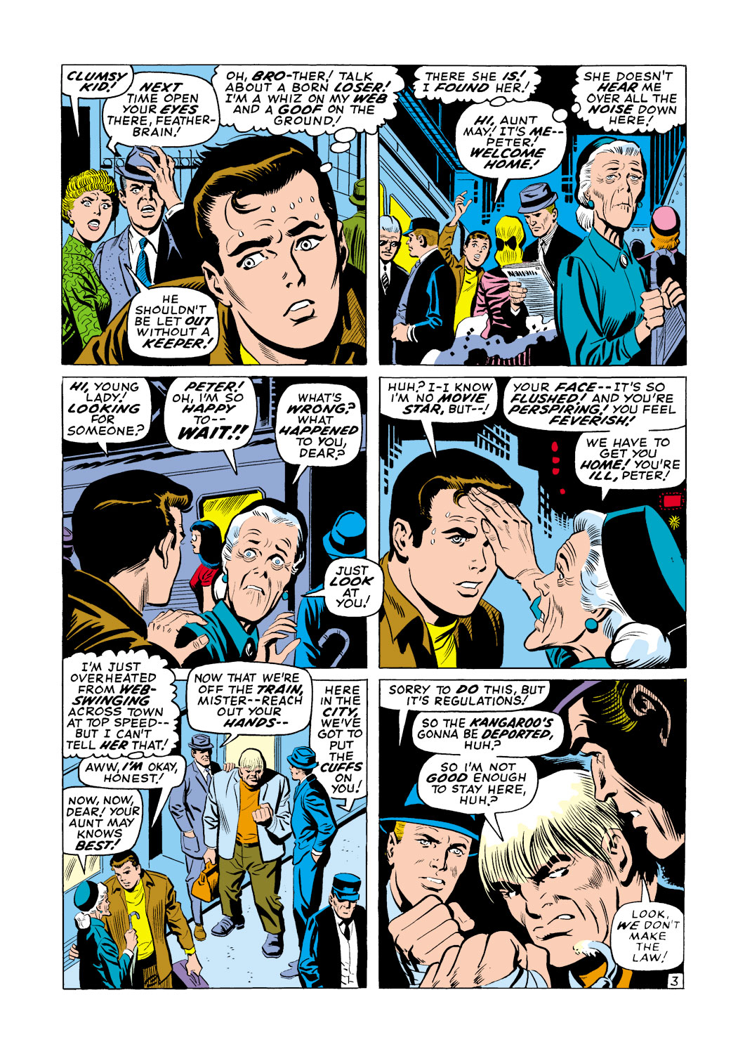 The Amazing Spider-Man (1963) 81 Page 3