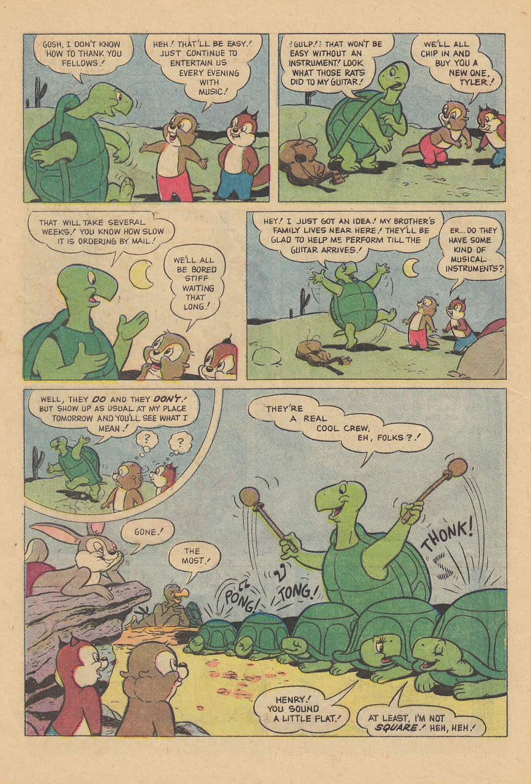 Tom & Jerry Comics issue 159 - Page 28
