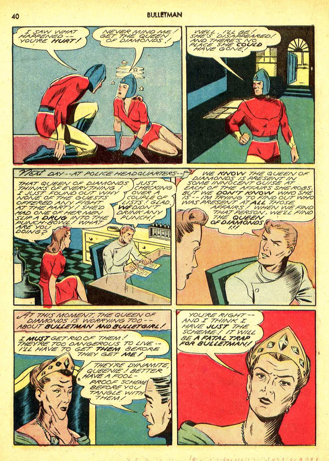 Bulletman issue 12 - Page 39