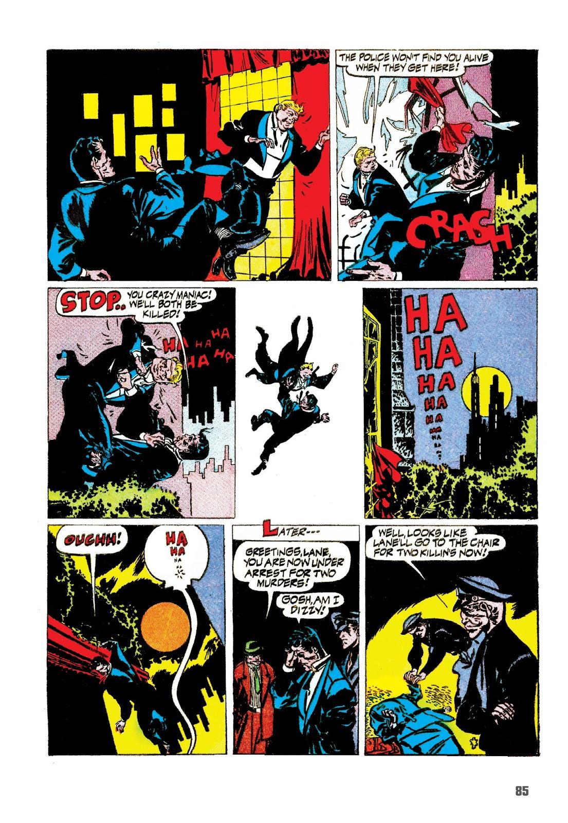 Read online The Joe Kubert Archives comic -  Issue # TPB (Part 1) - 96