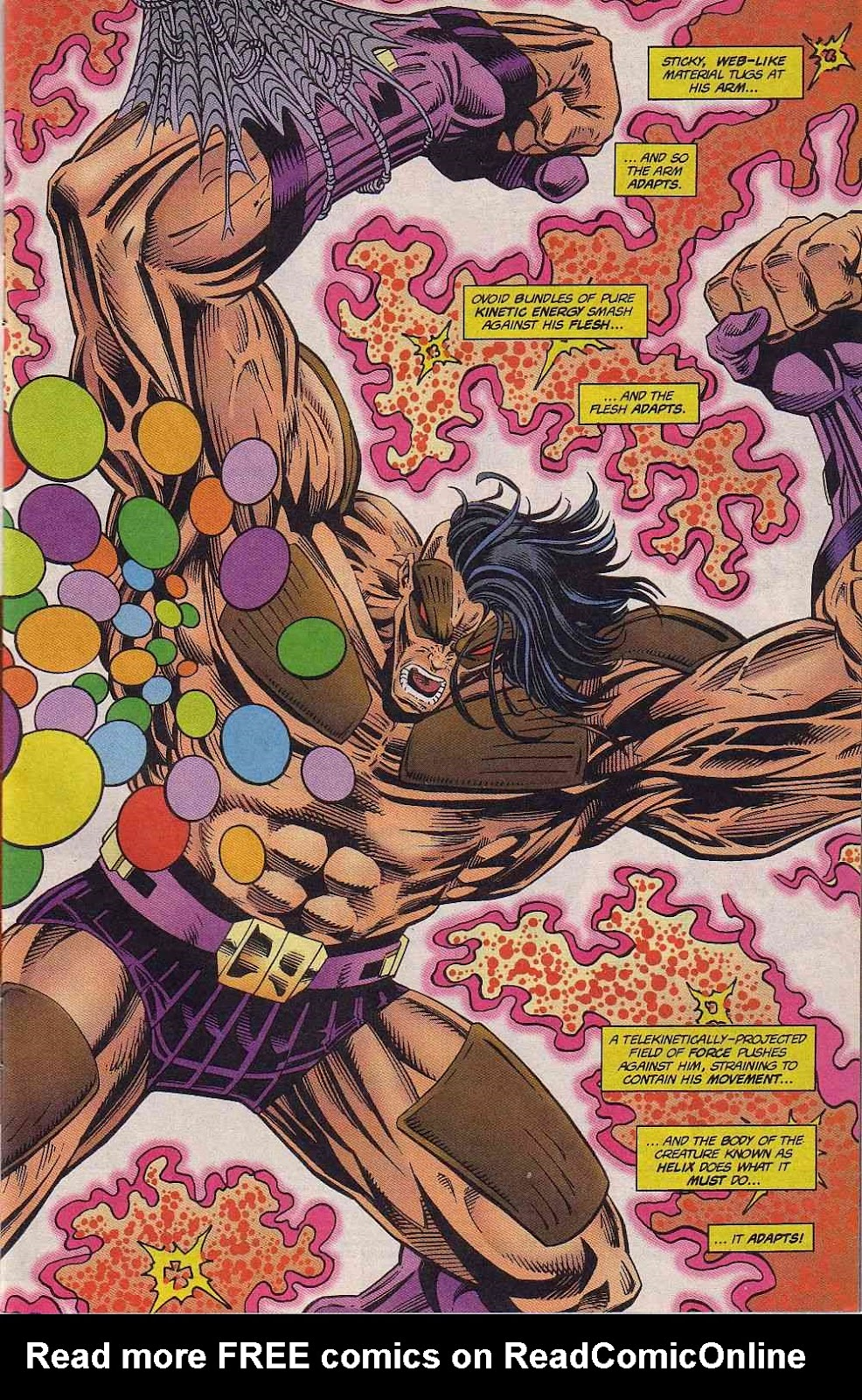 The New Warriors Issue #63 #67 - English 2