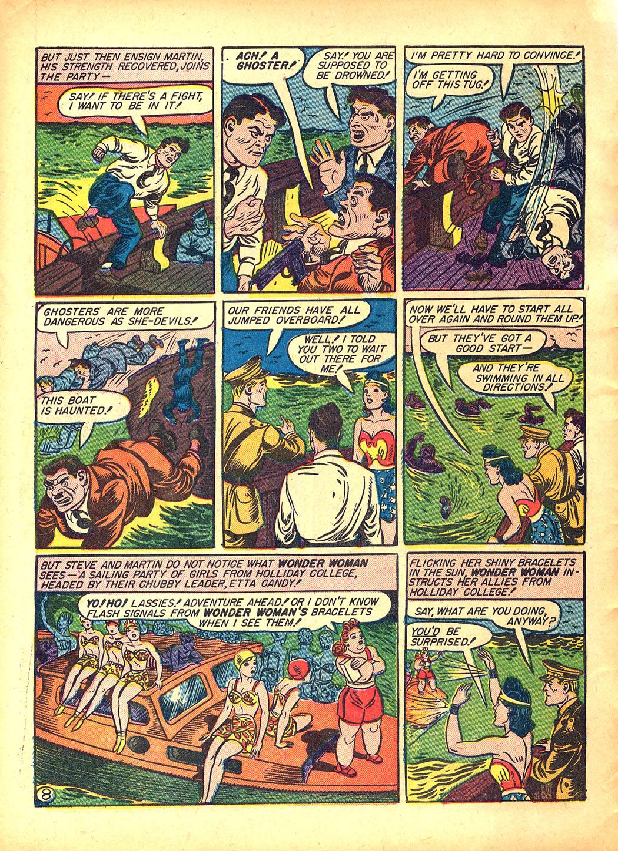 Read online Sensation (Mystery) Comics comic -  Issue #5 - 10